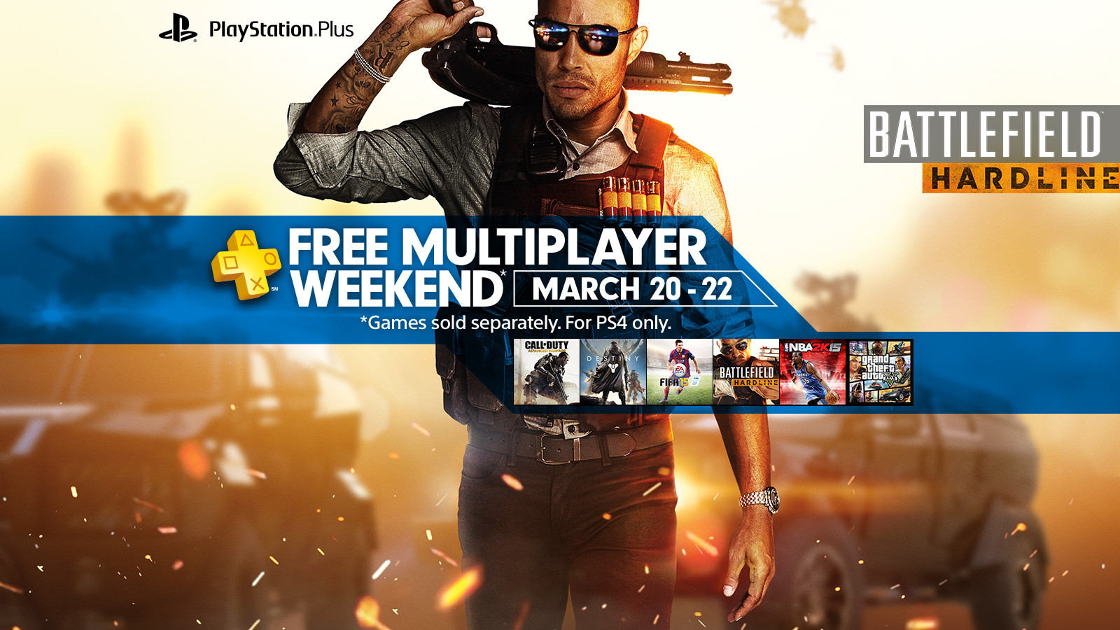 Zahrajte si o víkendu na PS4 multiplayer bez PS Plus 107069