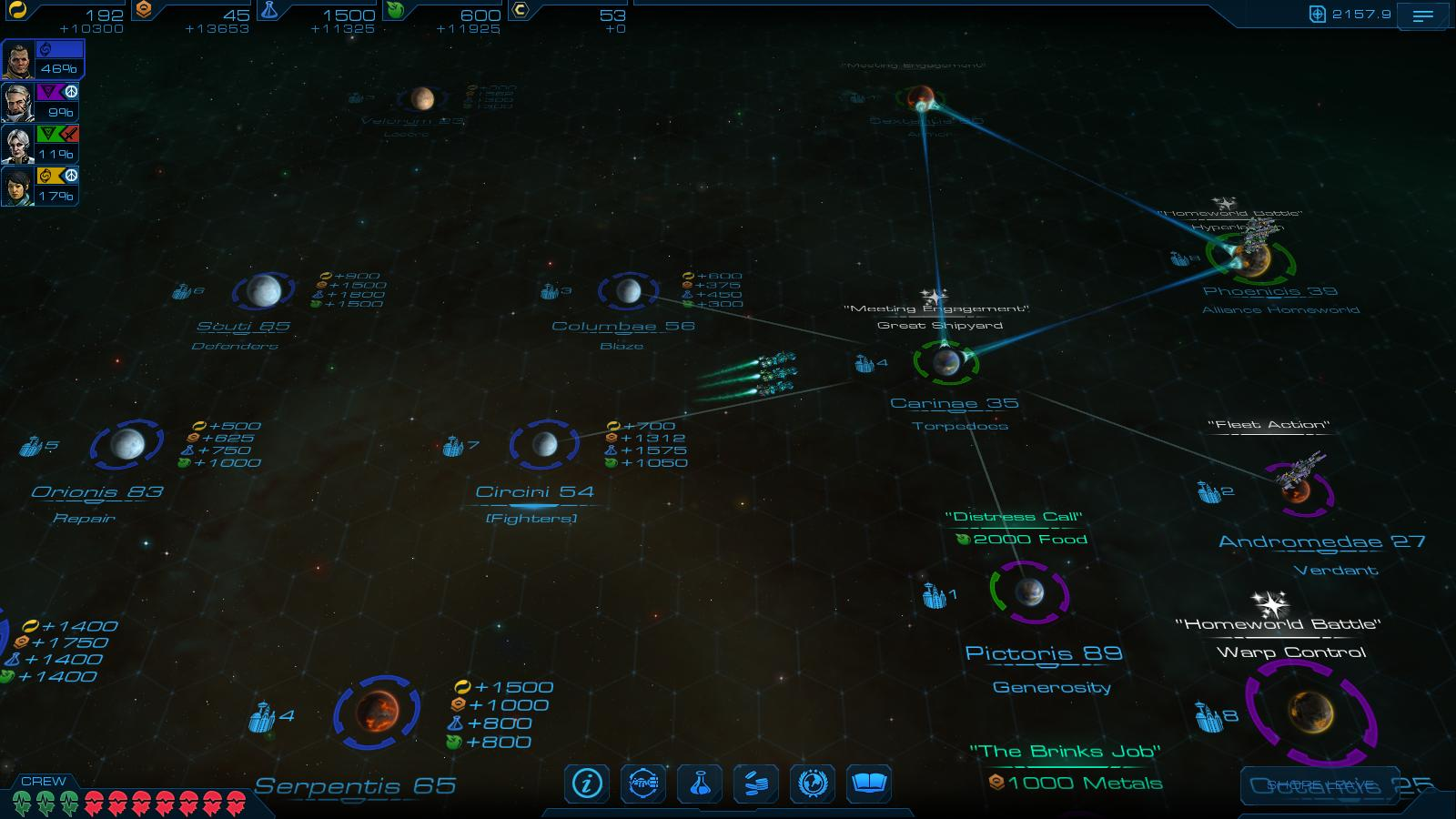 Sid Meier's Starships - do nekonečna a ještě… dál? 107077
