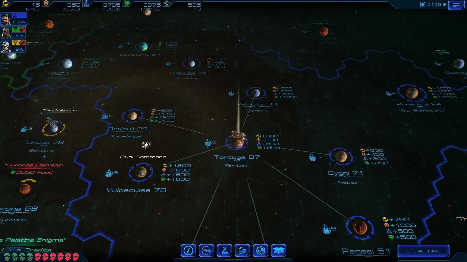 Sid Meier's Starships - do nekonečna a ještě… dál? 107081