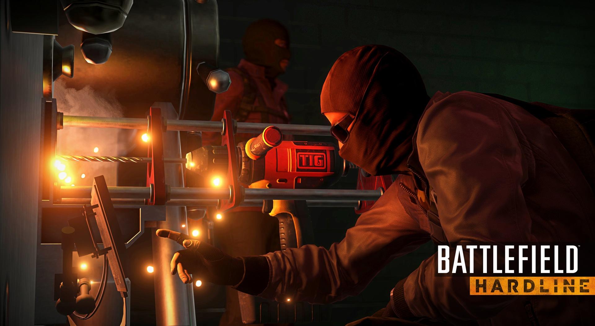 Čtveřice obrázků z Battlefield Hardline 107089