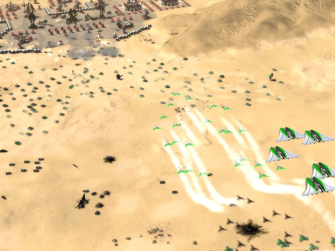 Vzestup a pád Gas Powered Games 10709