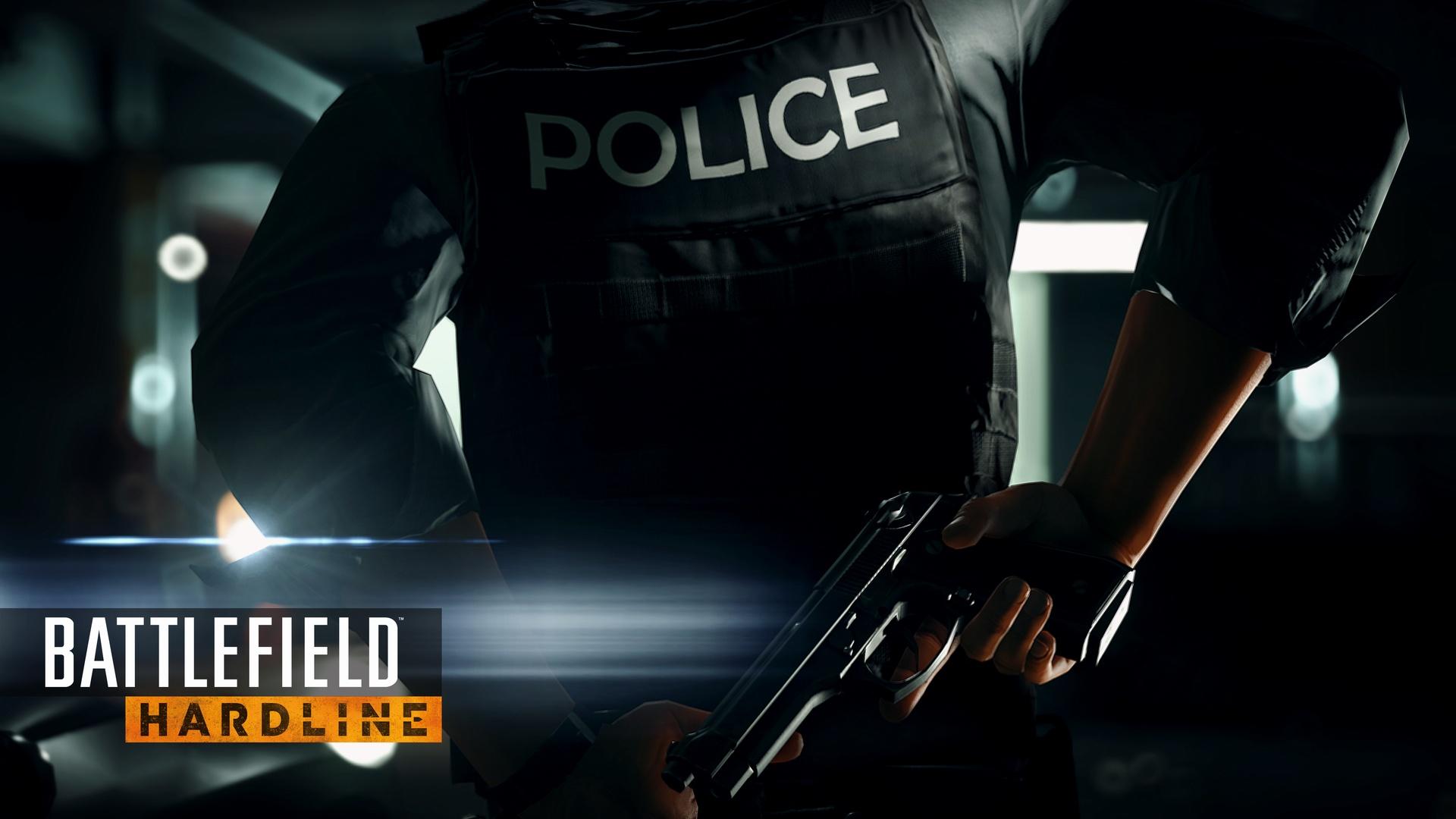 Čtveřice obrázků z Battlefield Hardline 107090