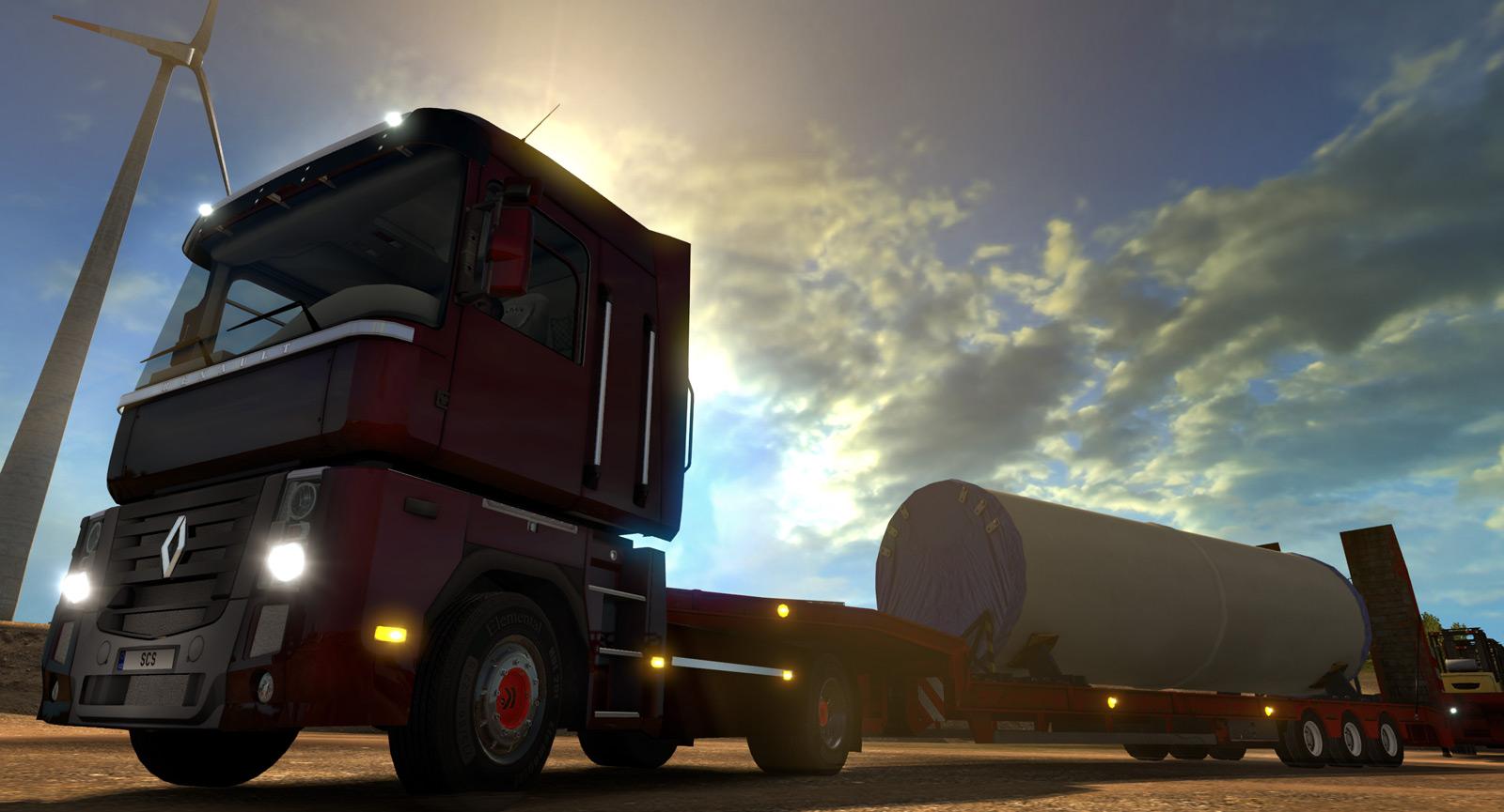 Nové přívěsy a náklady do Euro Truck Simulator 2 107118