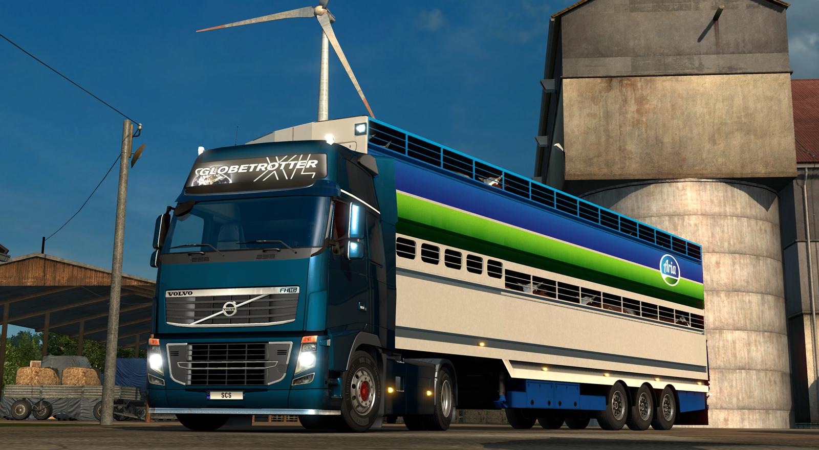 Nové přívěsy a náklady do Euro Truck Simulator 2 107122