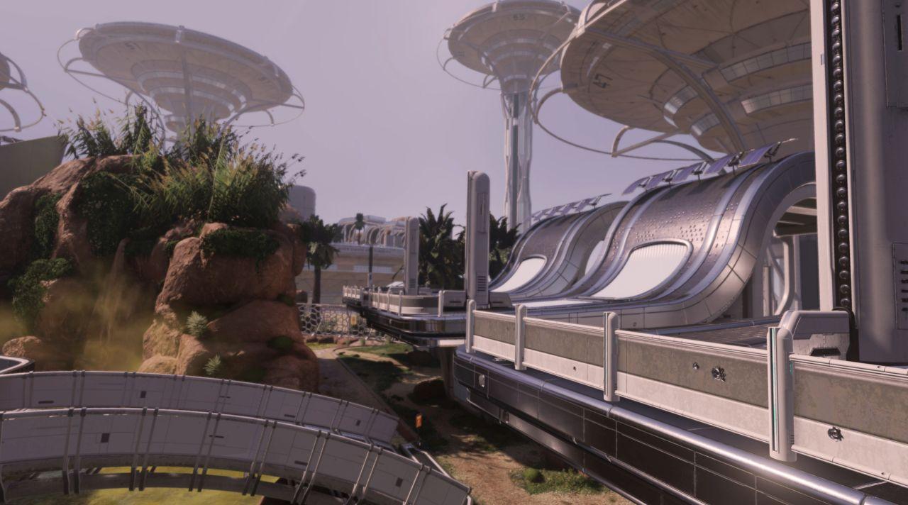 Představeno druhé DLC pro Call of Duty: Advanced Warfare 107129