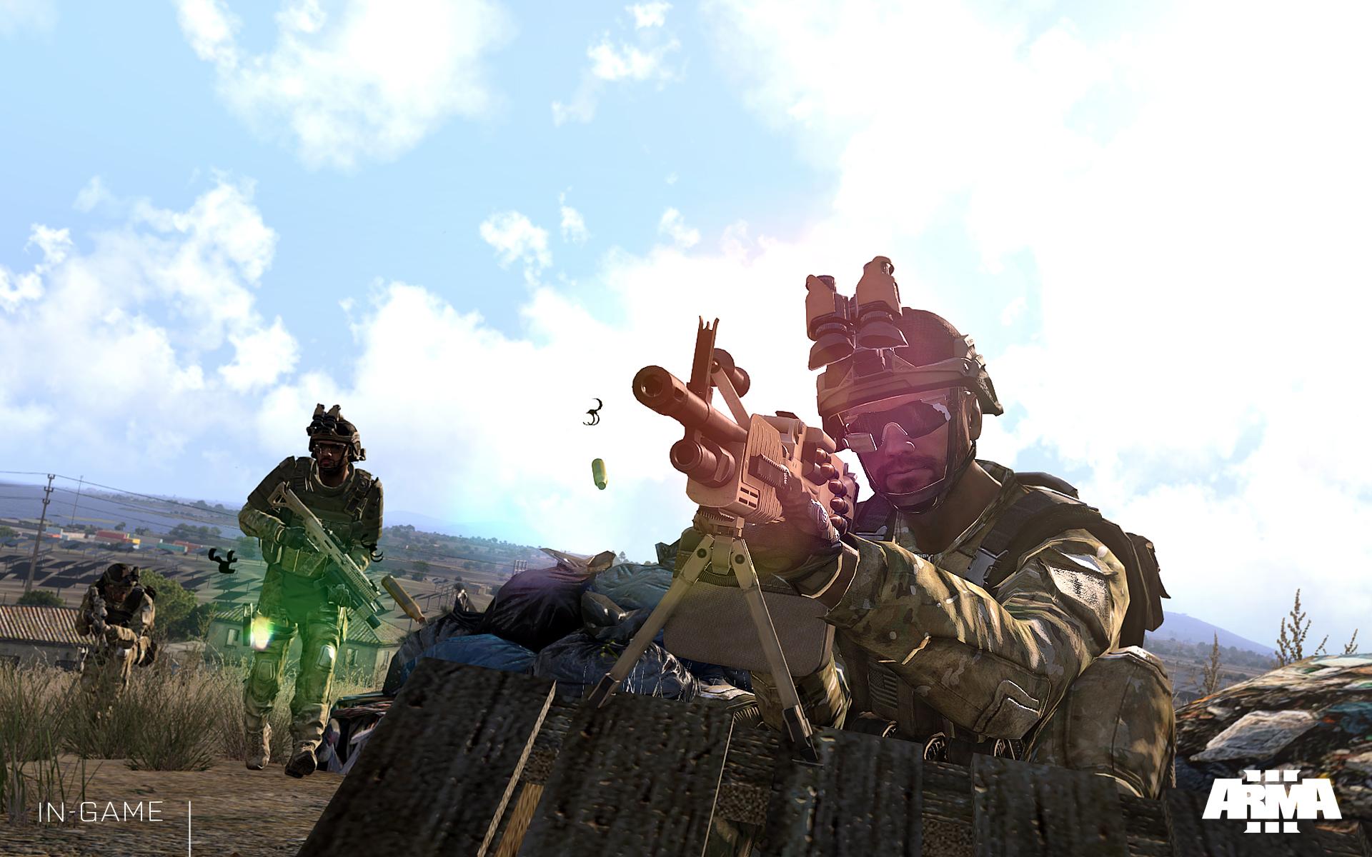 Arma 3: Marksmen vyjde 8. dubna 107145