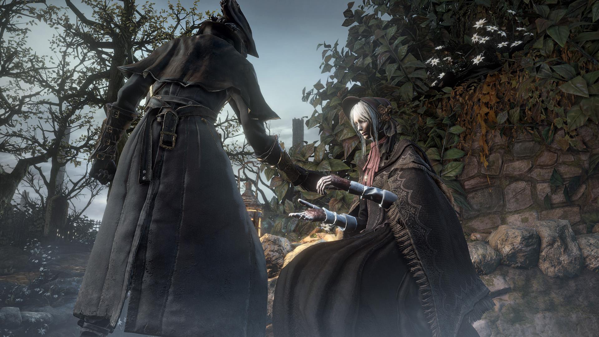 Bloodborne – po duších přichází krev 107159