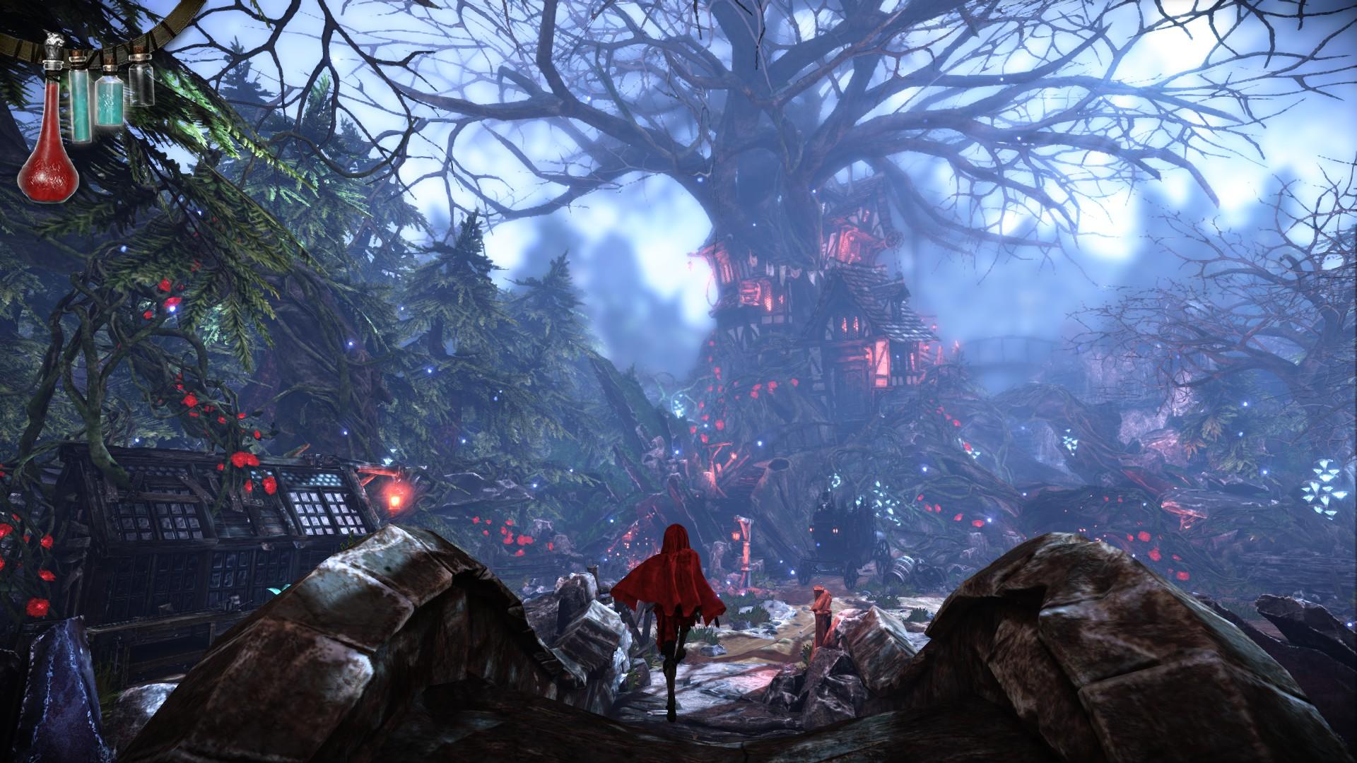 Woolfe: The Red Hood Diaries  - začátek podivné pohádky 107168