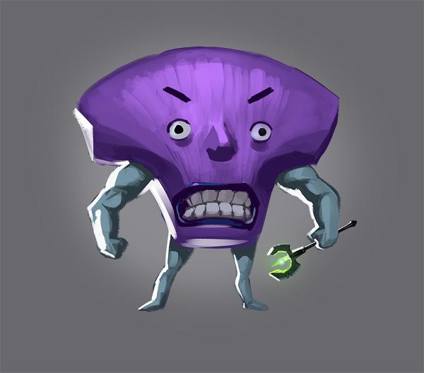 Valve ukazuje šílené koncepty hrdiny Faceless Void z Doty 2 107187