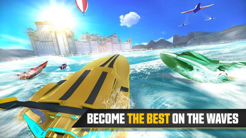 Ubisoft přiváží mobilní námořní závody pod značkou Driver 107197