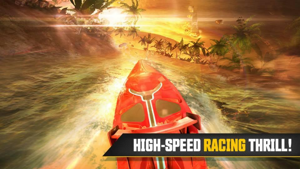 Ubisoft přiváží mobilní námořní závody pod značkou Driver 107199