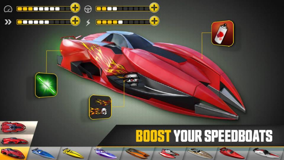 Ubisoft přiváží mobilní námořní závody pod značkou Driver 107200