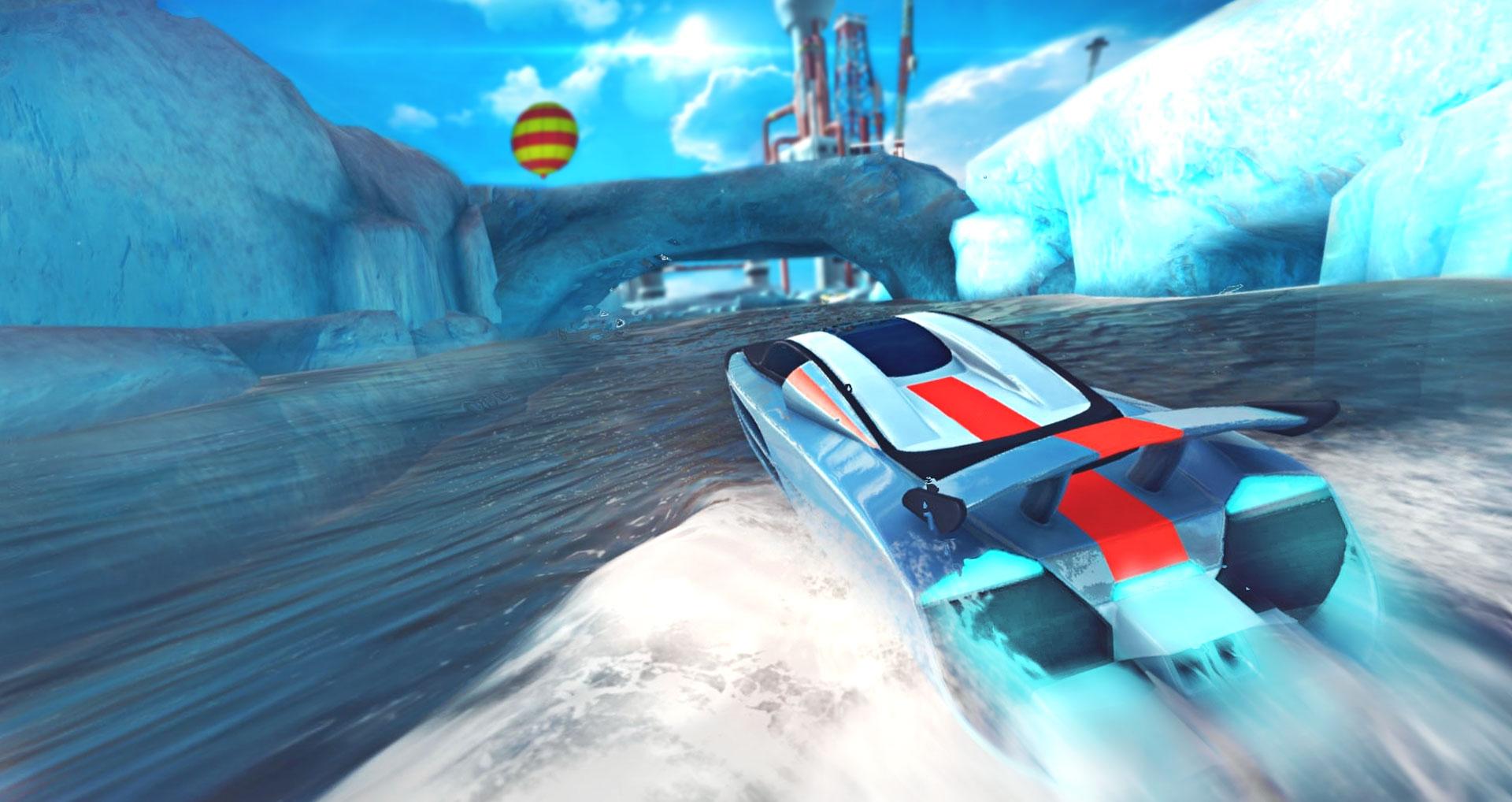 Ubisoft přiváží mobilní námořní závody pod značkou Driver 107201