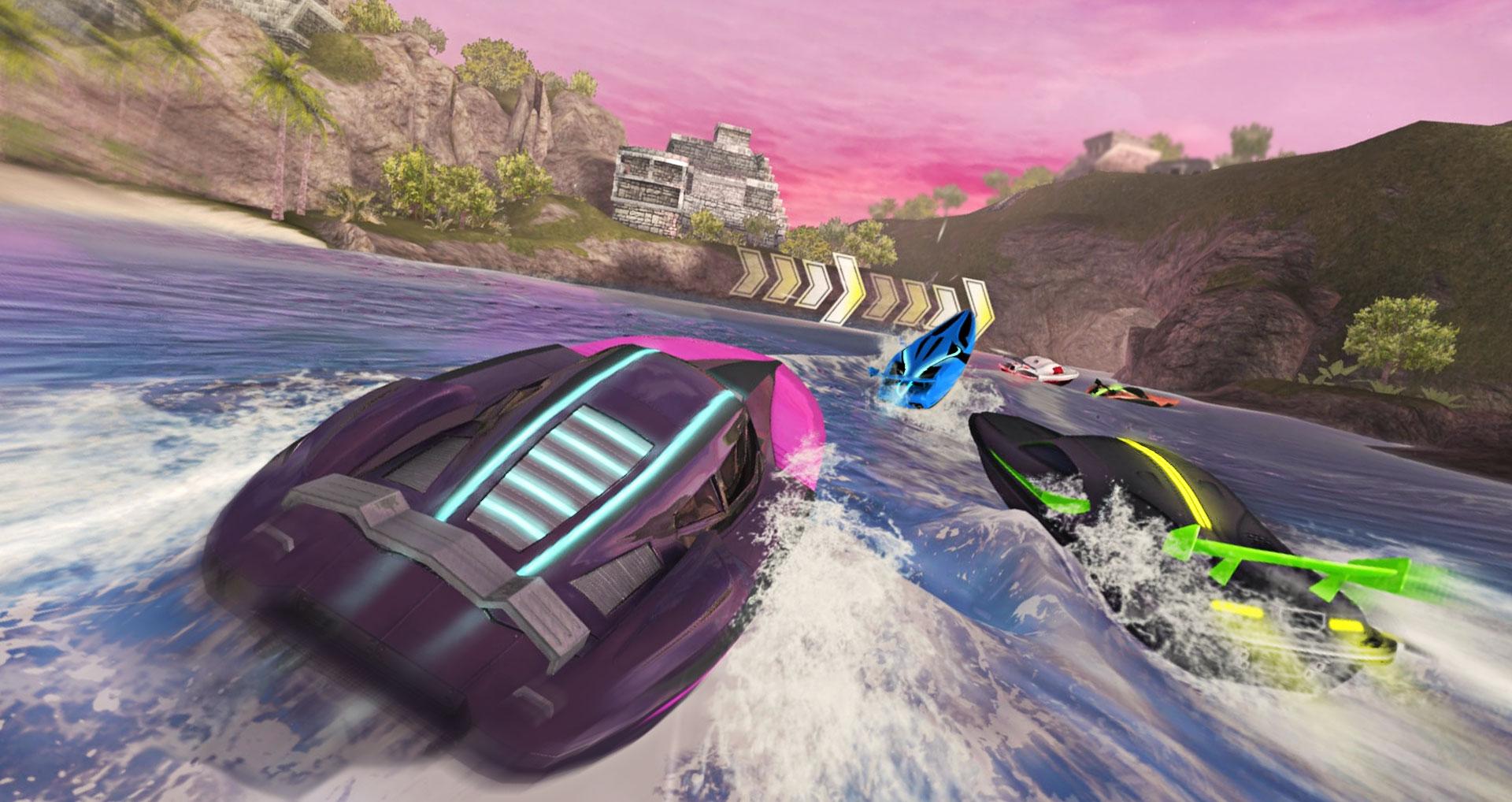 Ubisoft přiváží mobilní námořní závody pod značkou Driver 107203