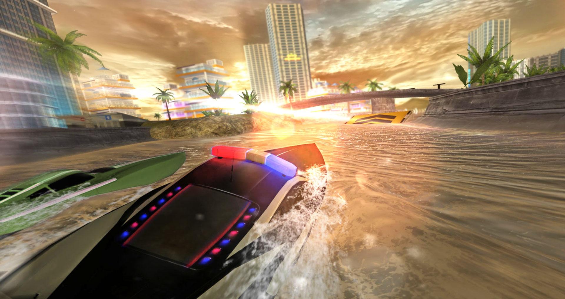 Ubisoft přiváží mobilní námořní závody pod značkou Driver 107204