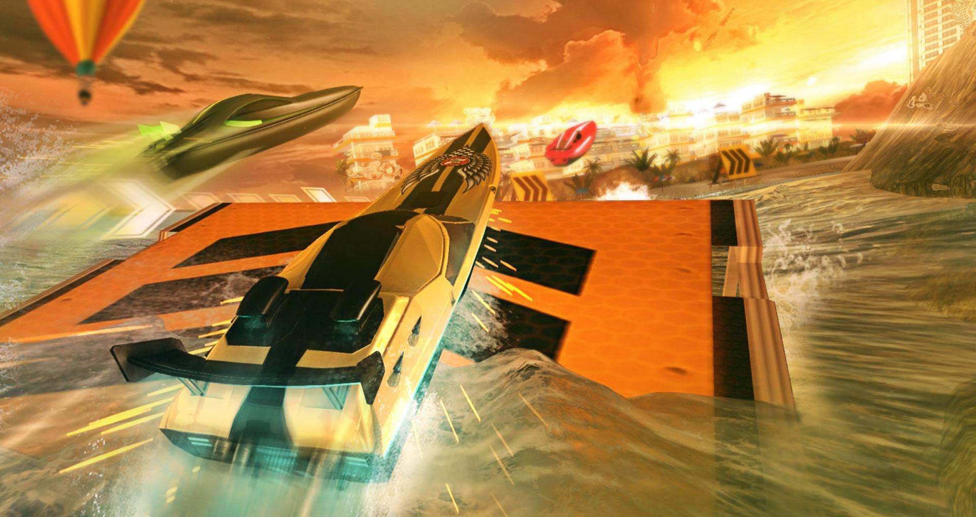 Ubisoft přiváží mobilní námořní závody pod značkou Driver 107205
