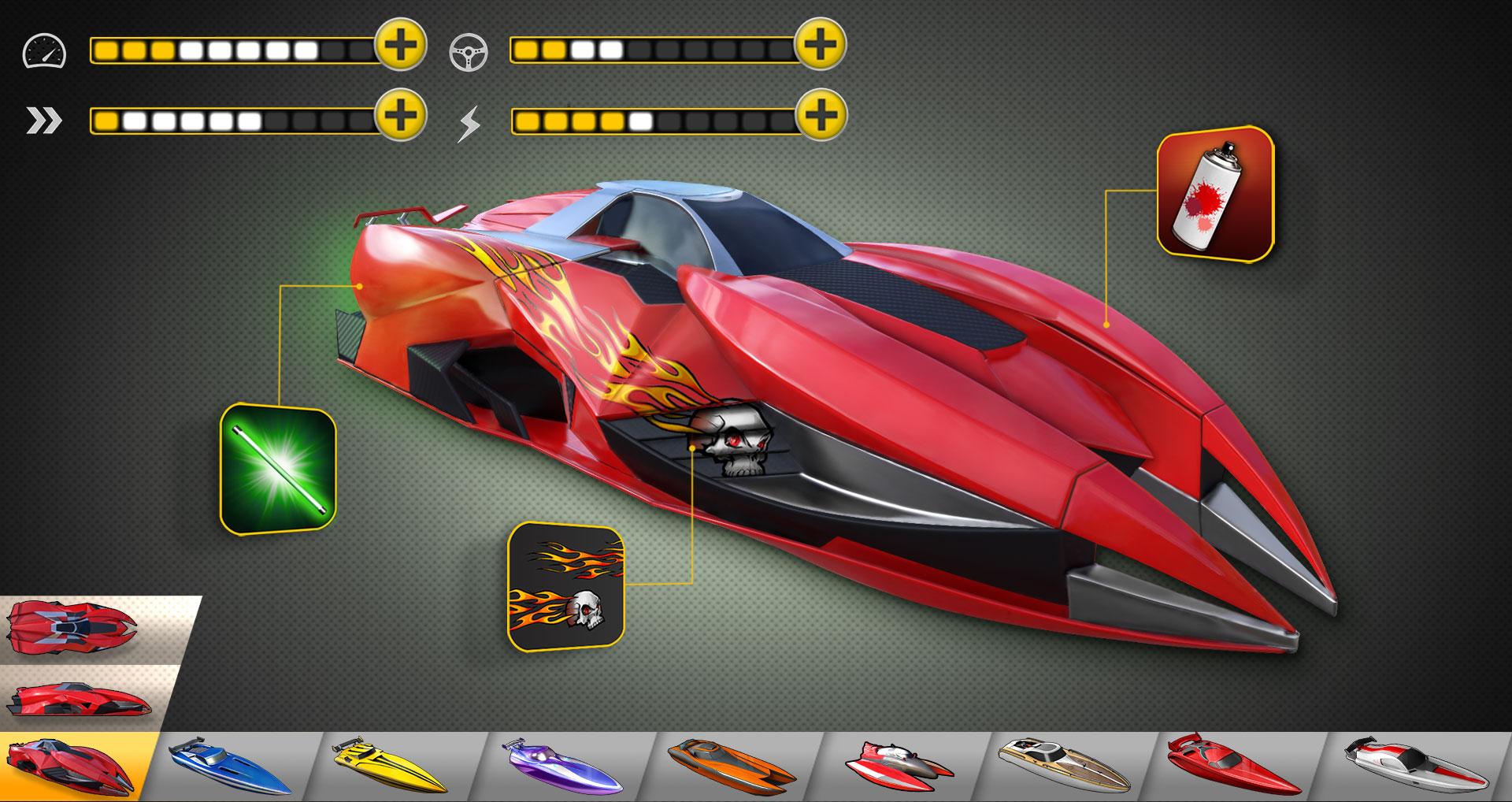 Ubisoft přiváží mobilní námořní závody pod značkou Driver 107206
