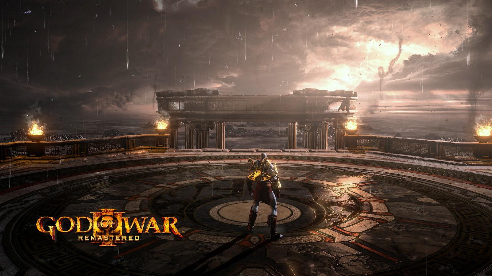 God of War 3 v remasterované edici pro PS4 107208