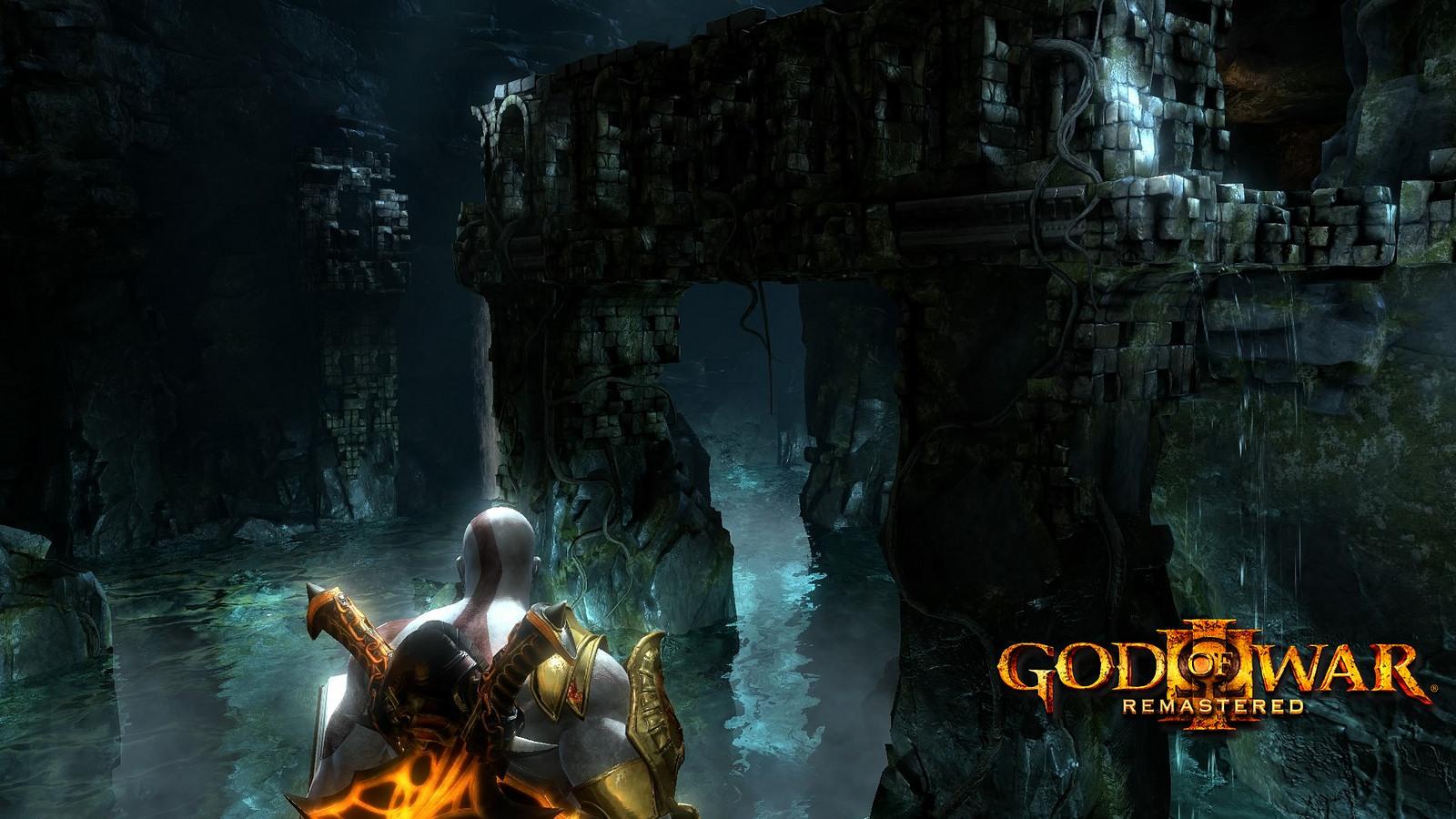God of War 3 v remasterované edici pro PS4 107209