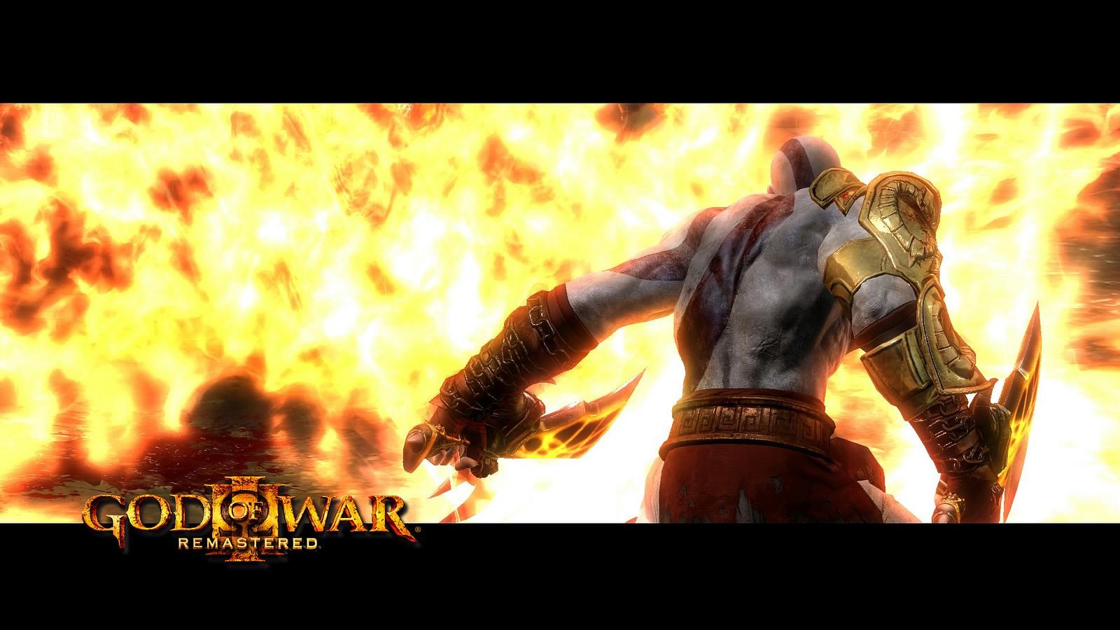 God of War 3 v remasterované edici pro PS4 107212