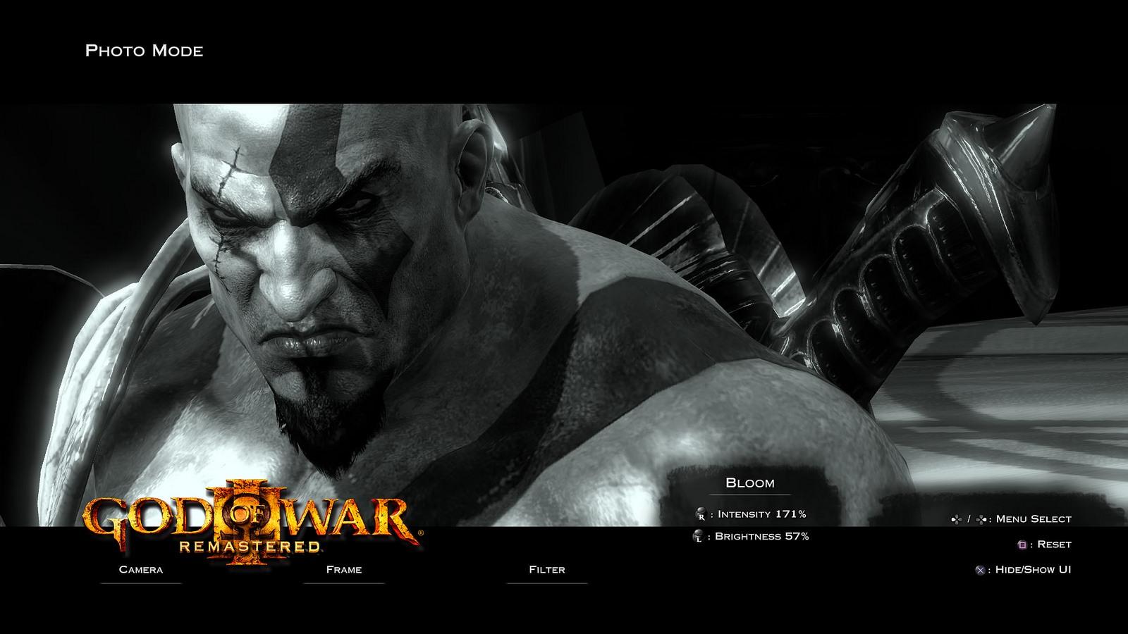 God of War 3 v remasterované edici pro PS4 107213