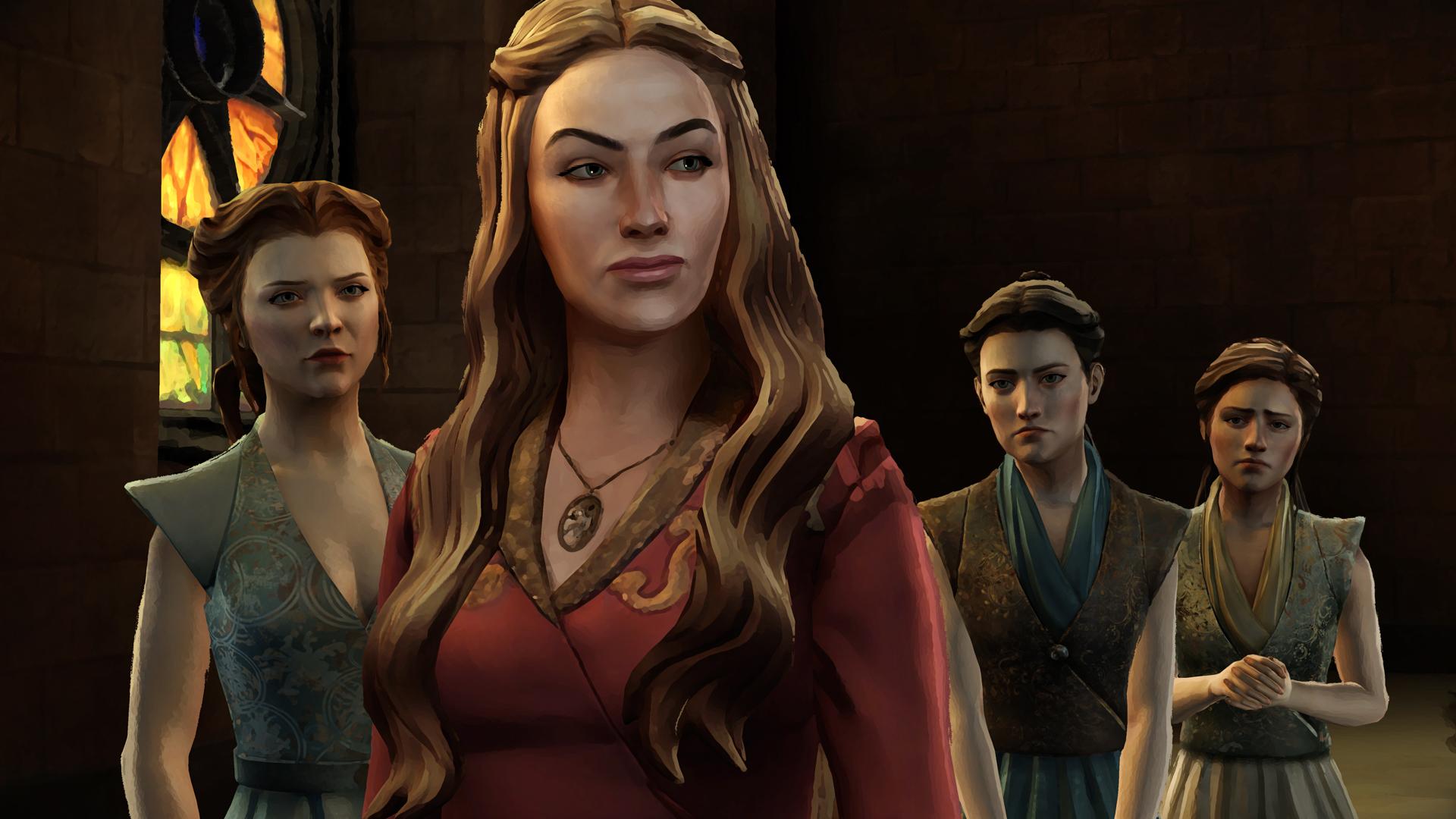 Drak a Jon Sníh na obrázcích z Game of Thrones: Episode 3 107218