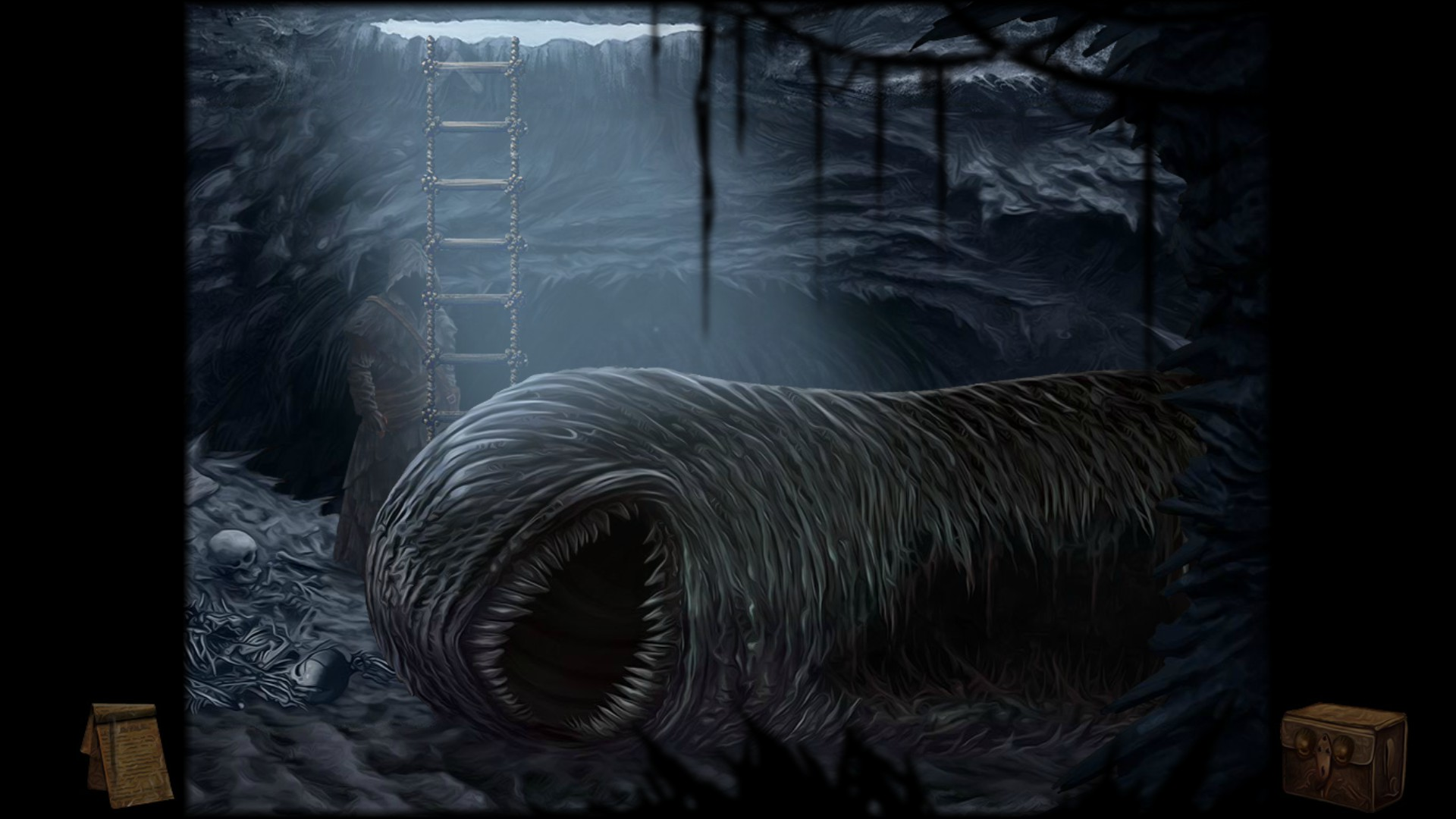 Tormentum: Dark Sorrow - pohlcující umění 107230