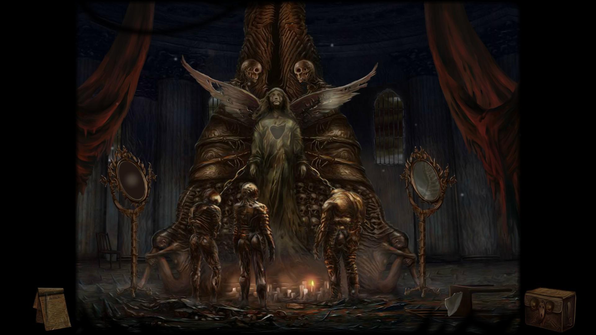 Tormentum: Dark Sorrow - pohlcující umění 107238