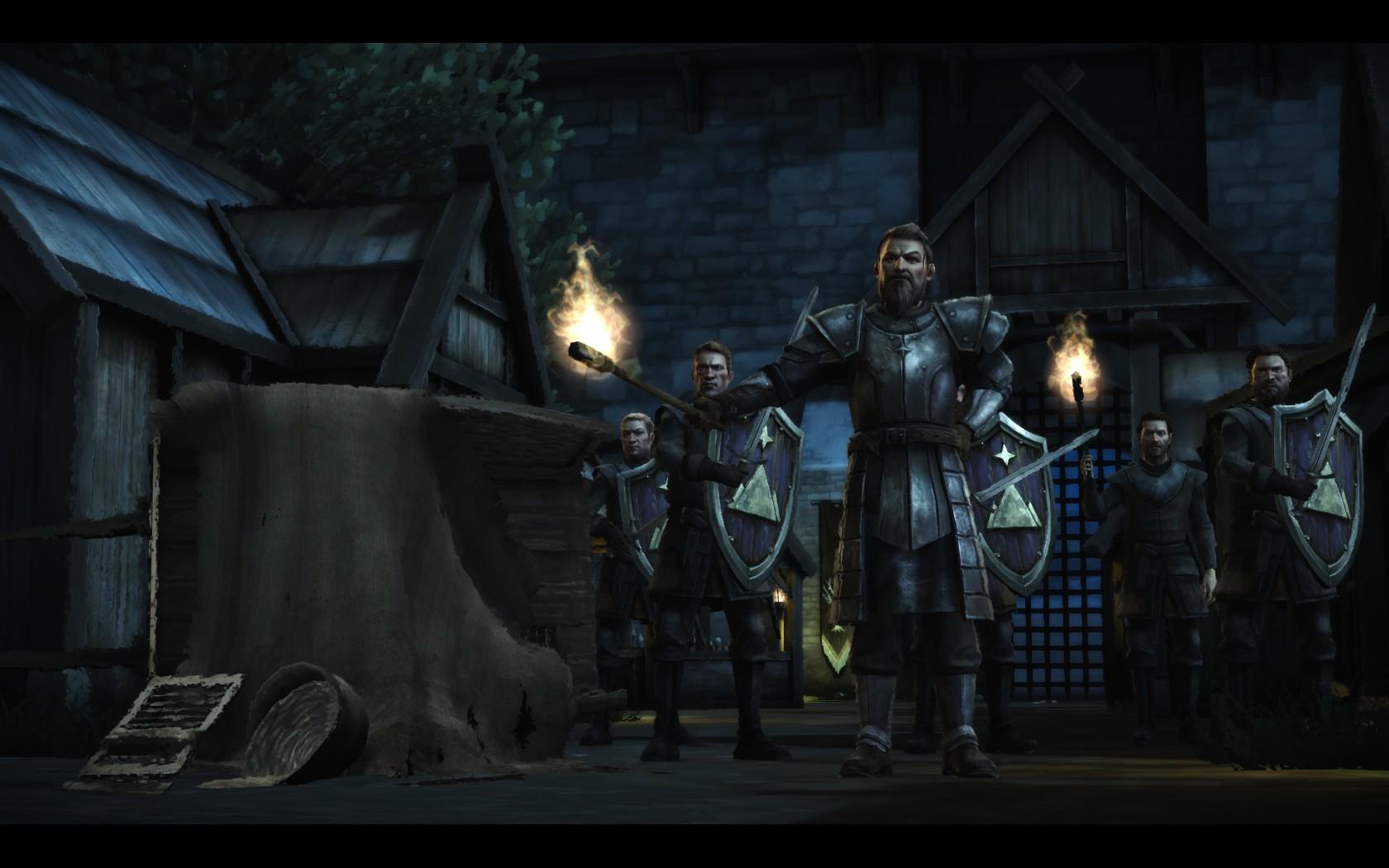 Game of Thrones: The Sword in the Darkness - ve stínu dračích křídel 107314