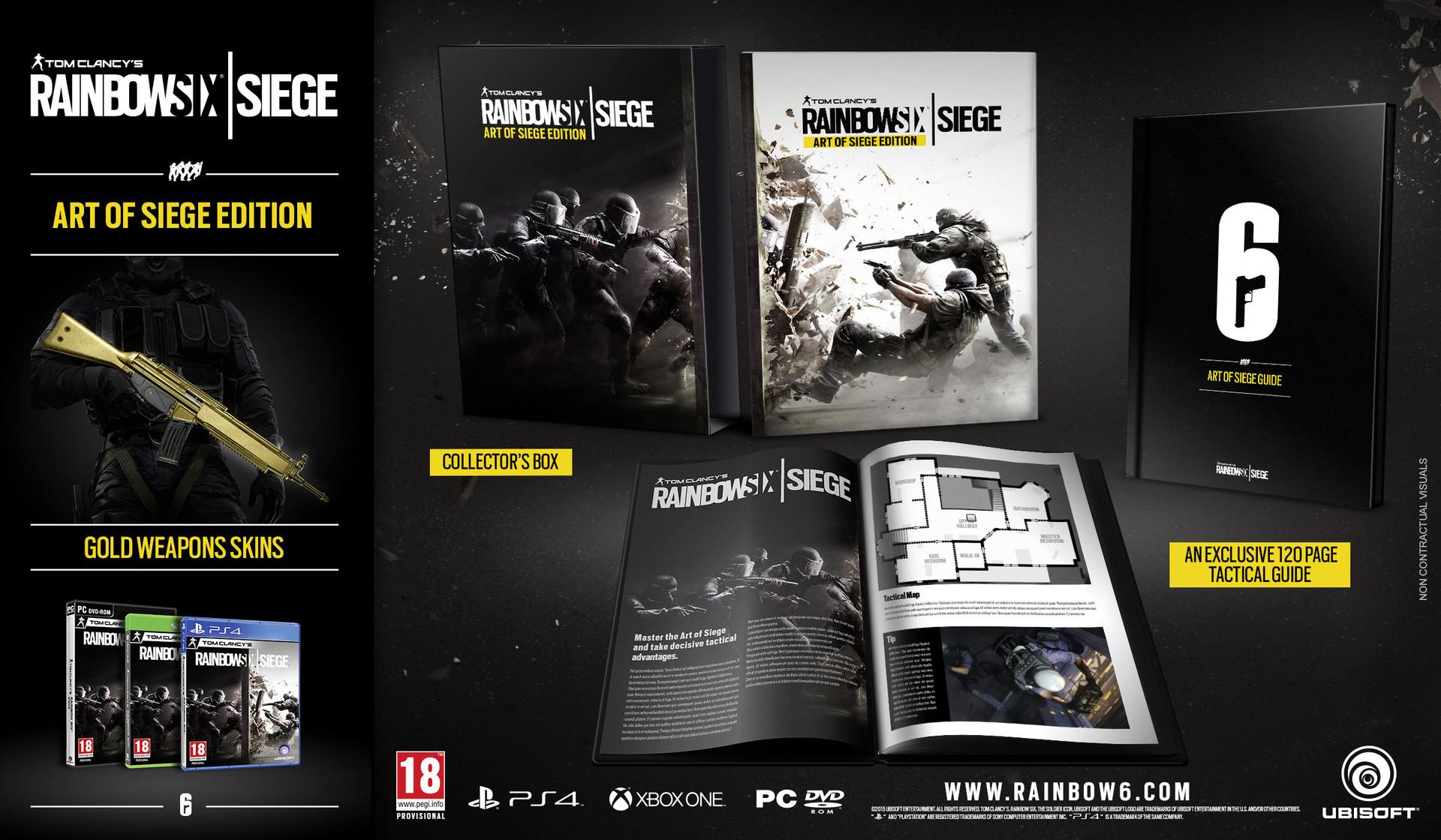Gameplay trailer o Operátorech v Rainbow Six Siege 107460
