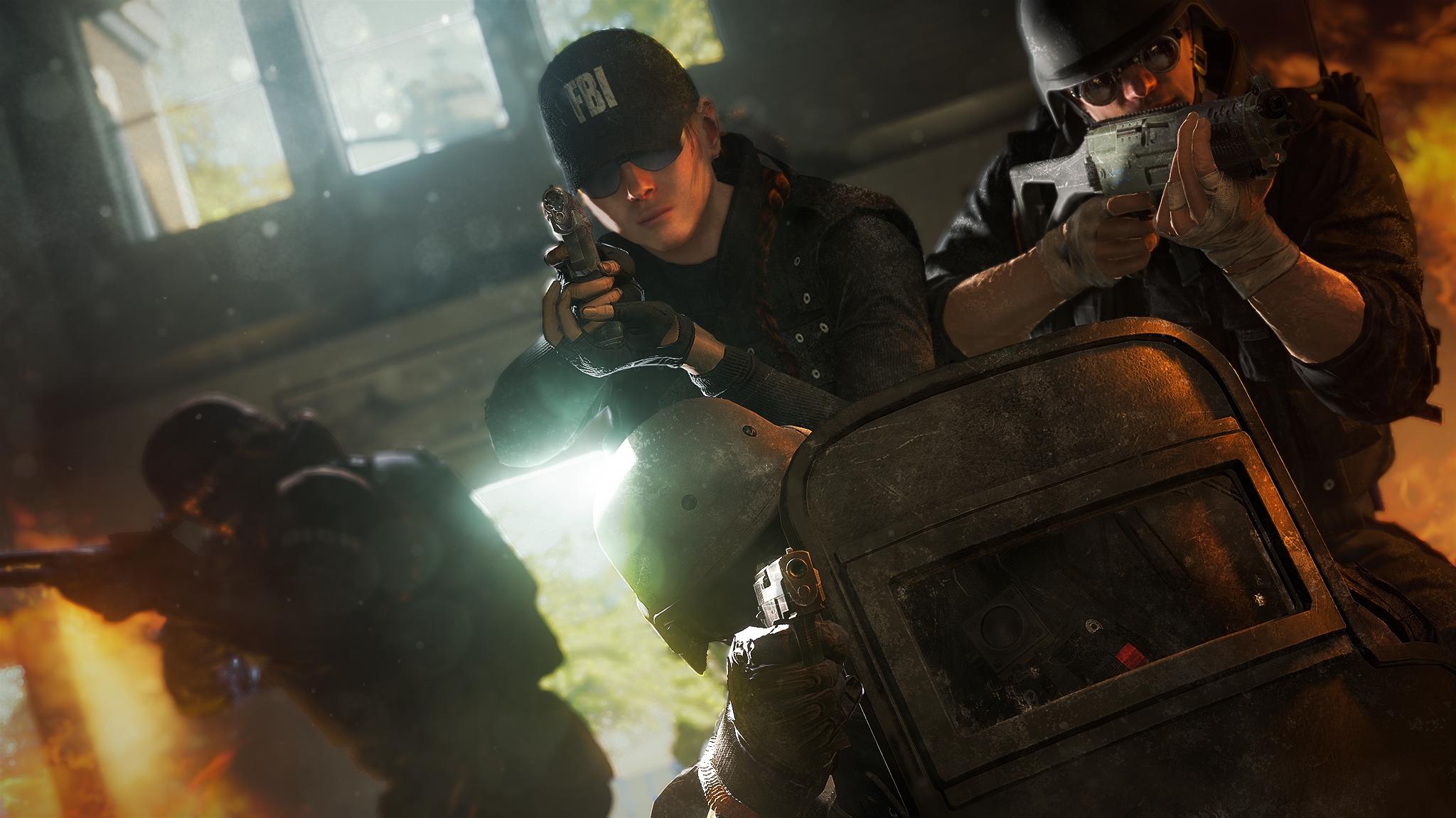 Gameplay trailer o Operátorech v Rainbow Six Siege 107469
