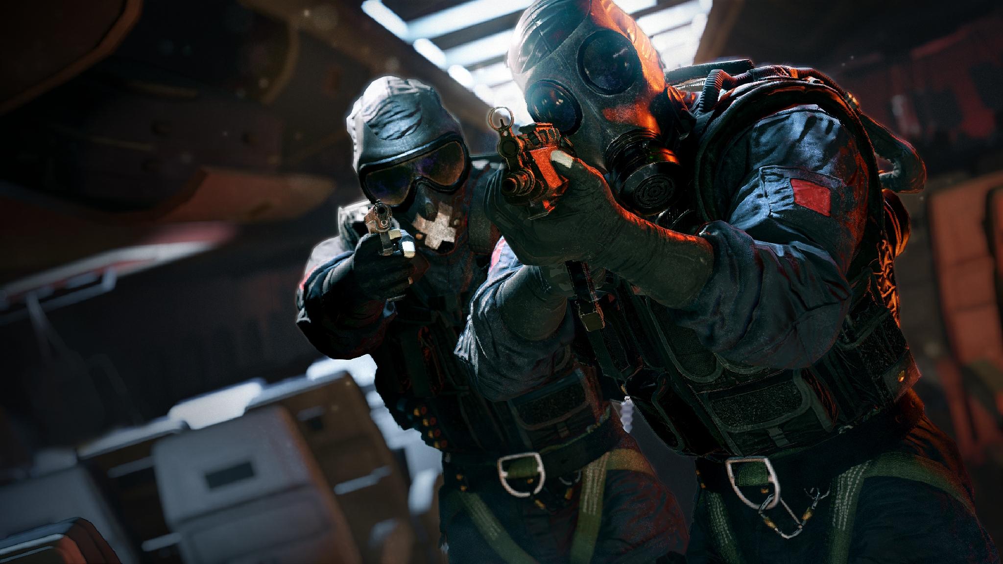 Gameplay trailer o Operátorech v Rainbow Six Siege 107471