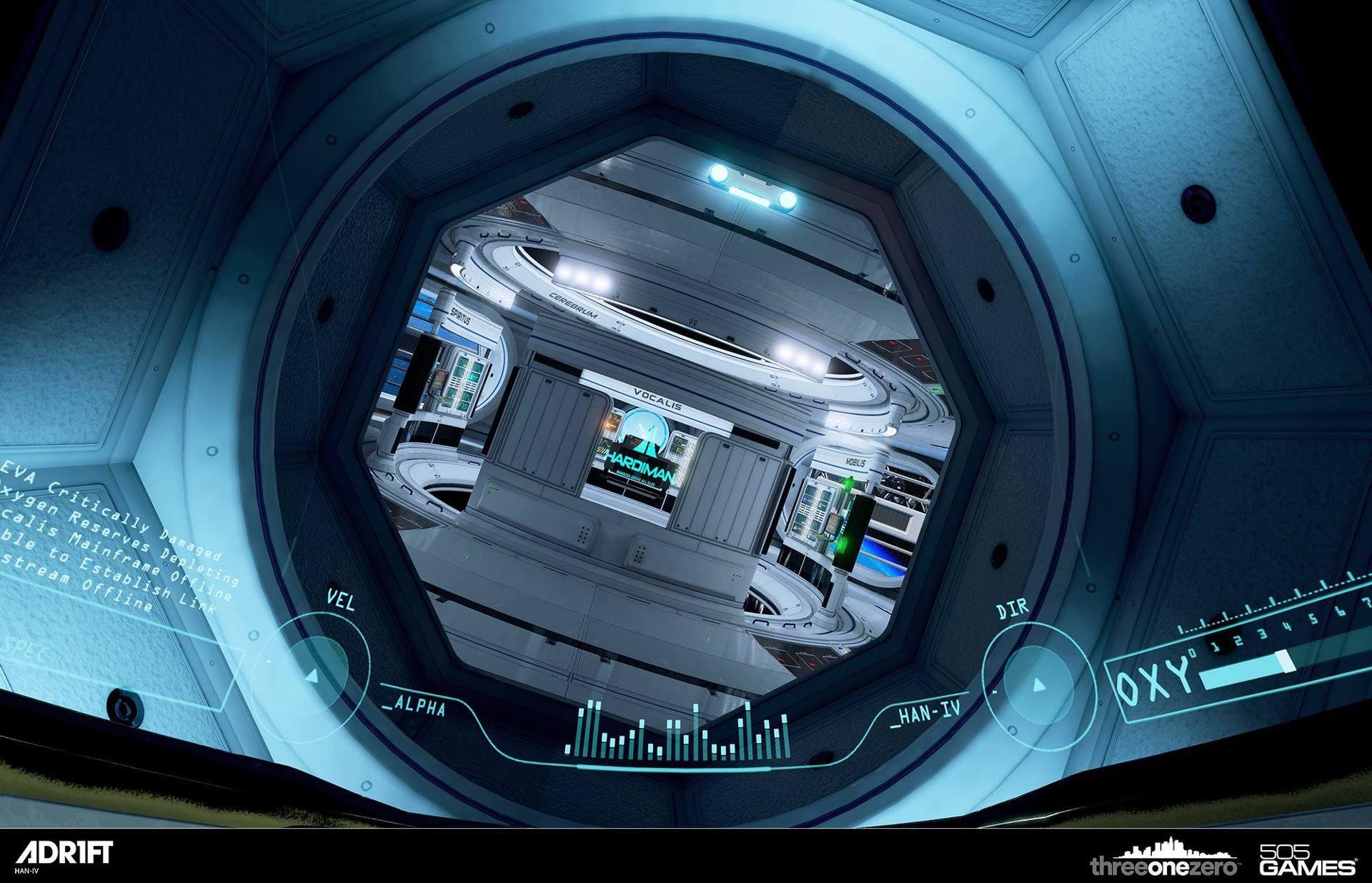 Obrazem: Ve vesmírném Adr1ft se něco pokazí 107486