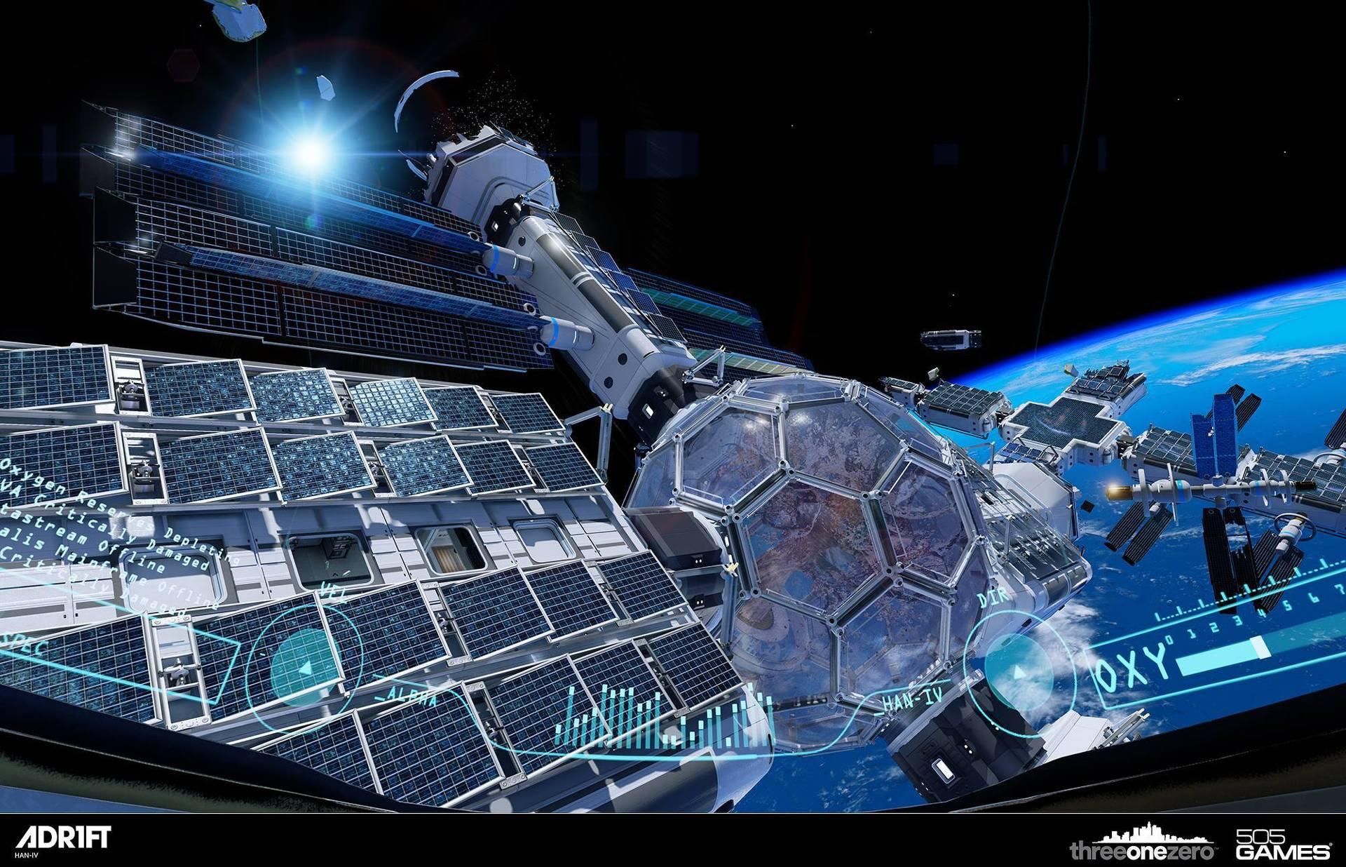 Obrazem: Ve vesmírném Adr1ft se něco pokazí 107487