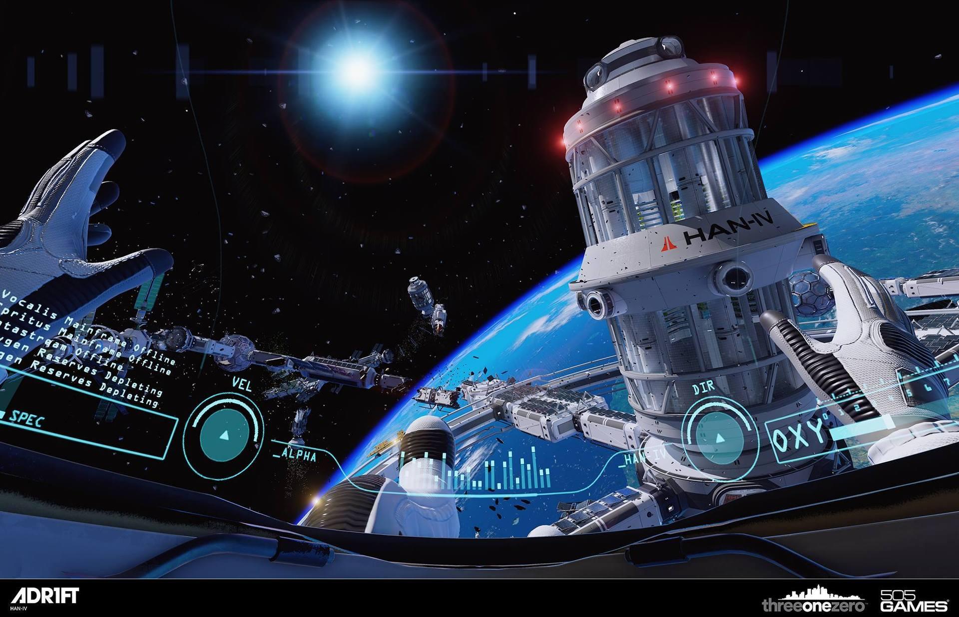 Obrazem: Ve vesmírném Adr1ft se něco pokazí 107489