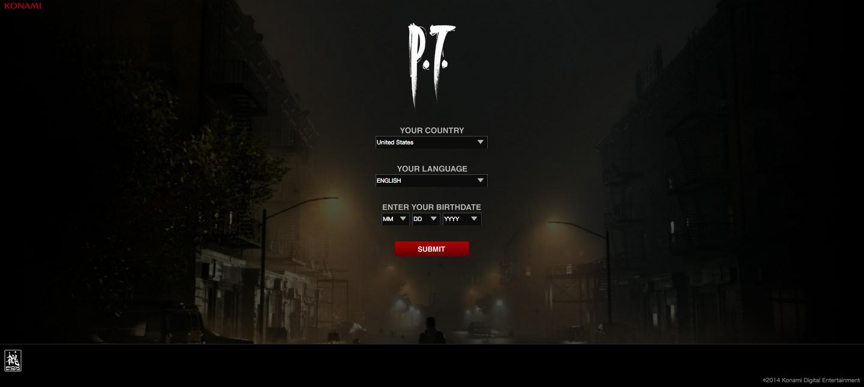 Z oficiálních stránek Silent Hills odstraněno logo Kojima Productions 107513