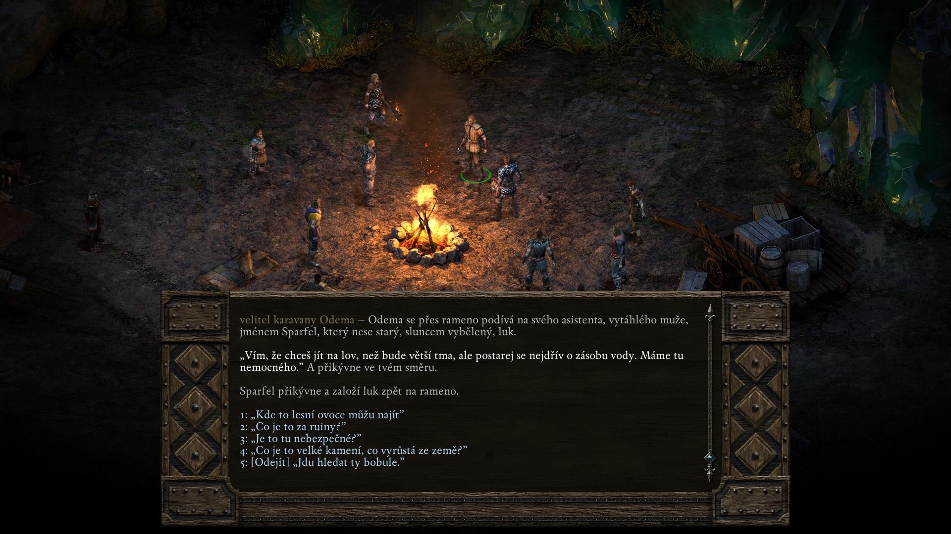 Fanoušci chystají češtinu do Pillars of Eternity 107518