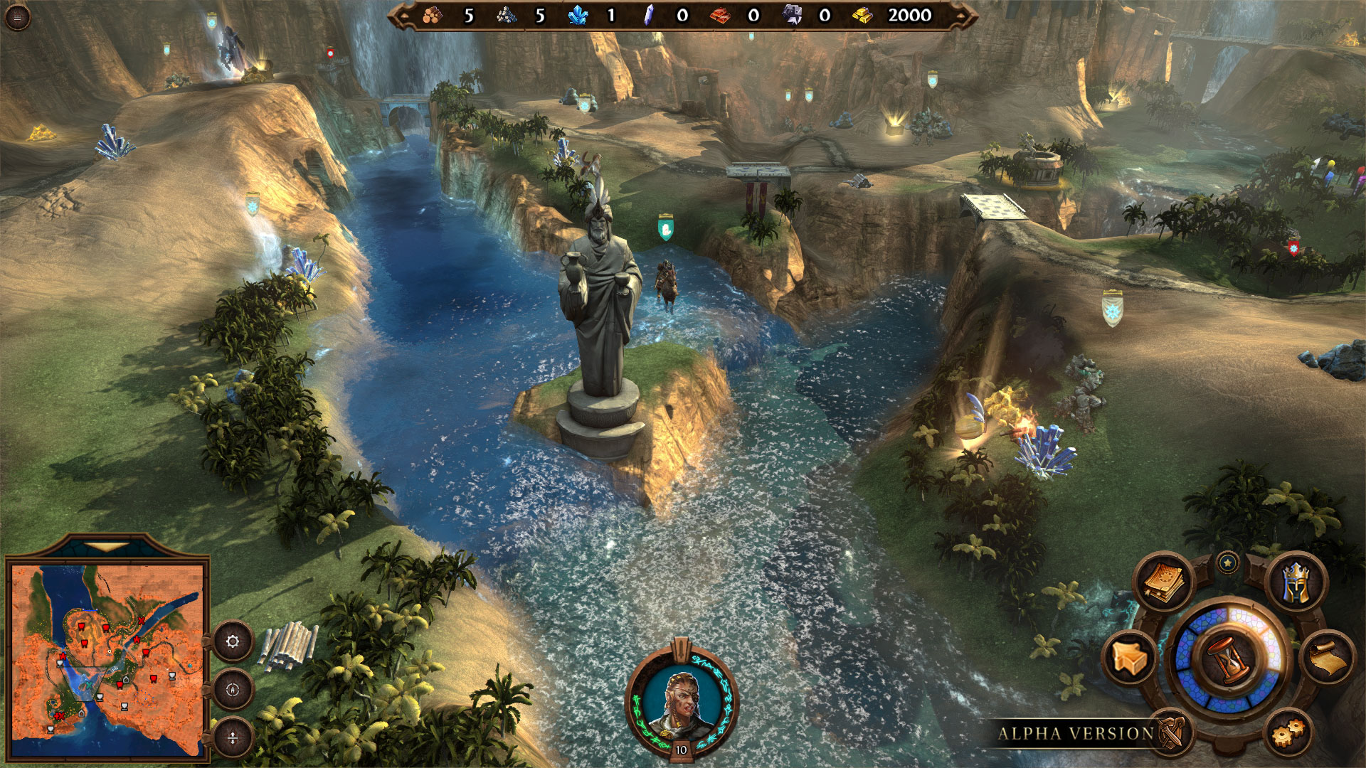 Seznamte se s orky z pouště v Heroes VII 107521