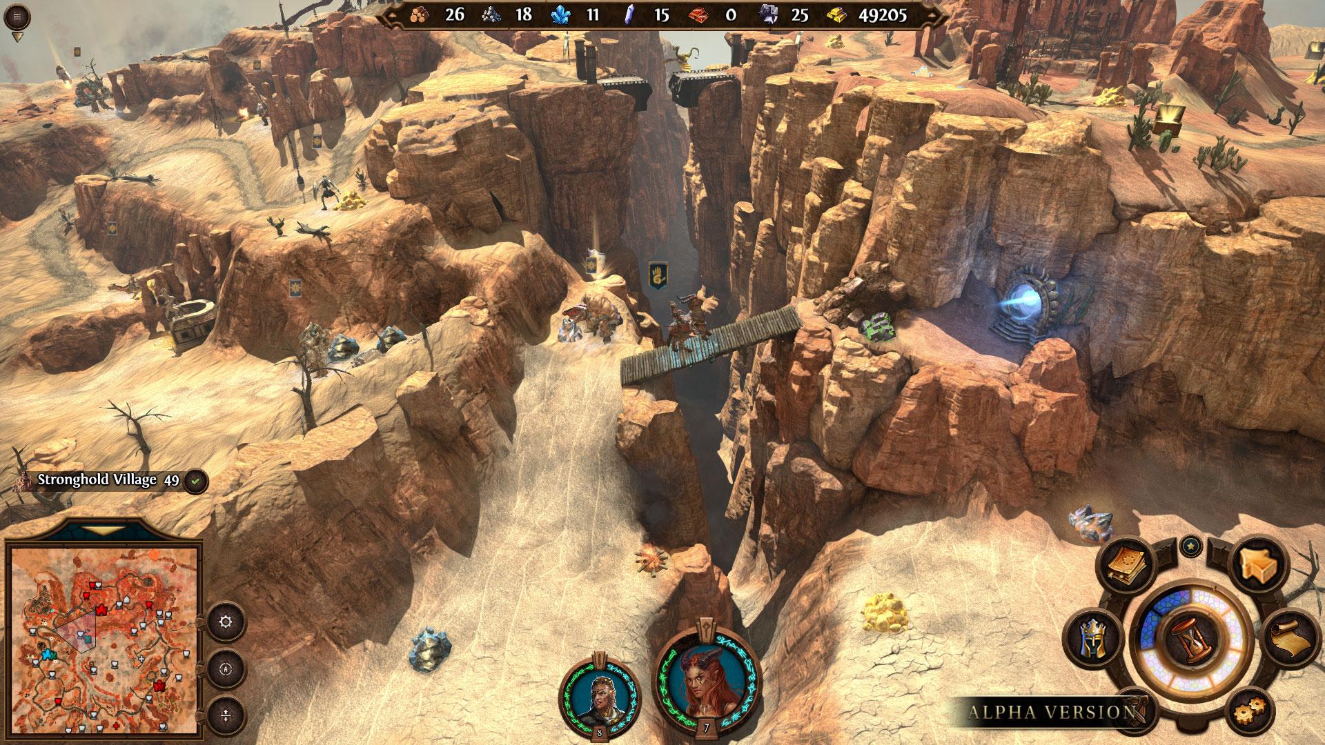 Seznamte se s orky z pouště v Heroes VII 107523