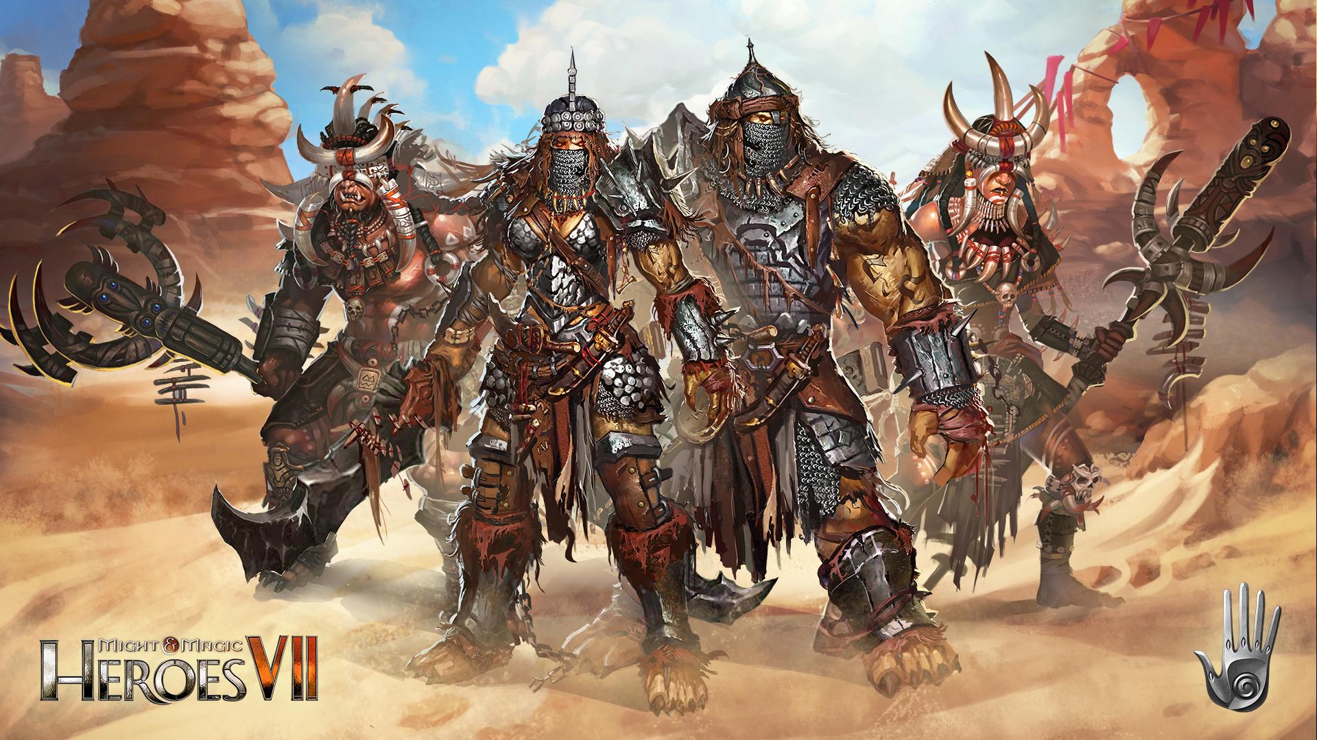 Seznamte se s orky z pouště v Heroes VII 107529