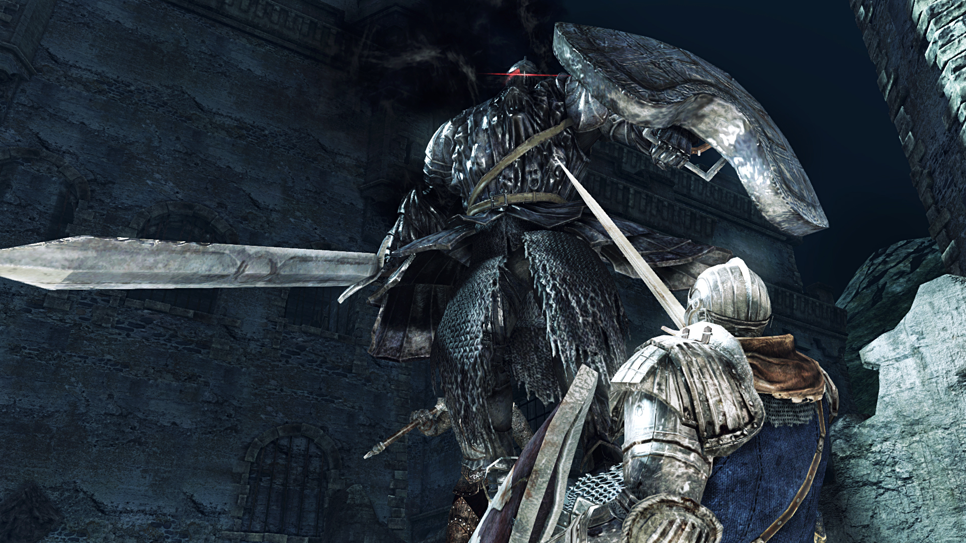Obrazem: Temné dungeony, kostlivci a monstra z Dark Souls 2: Scholar of the First Sin 107550