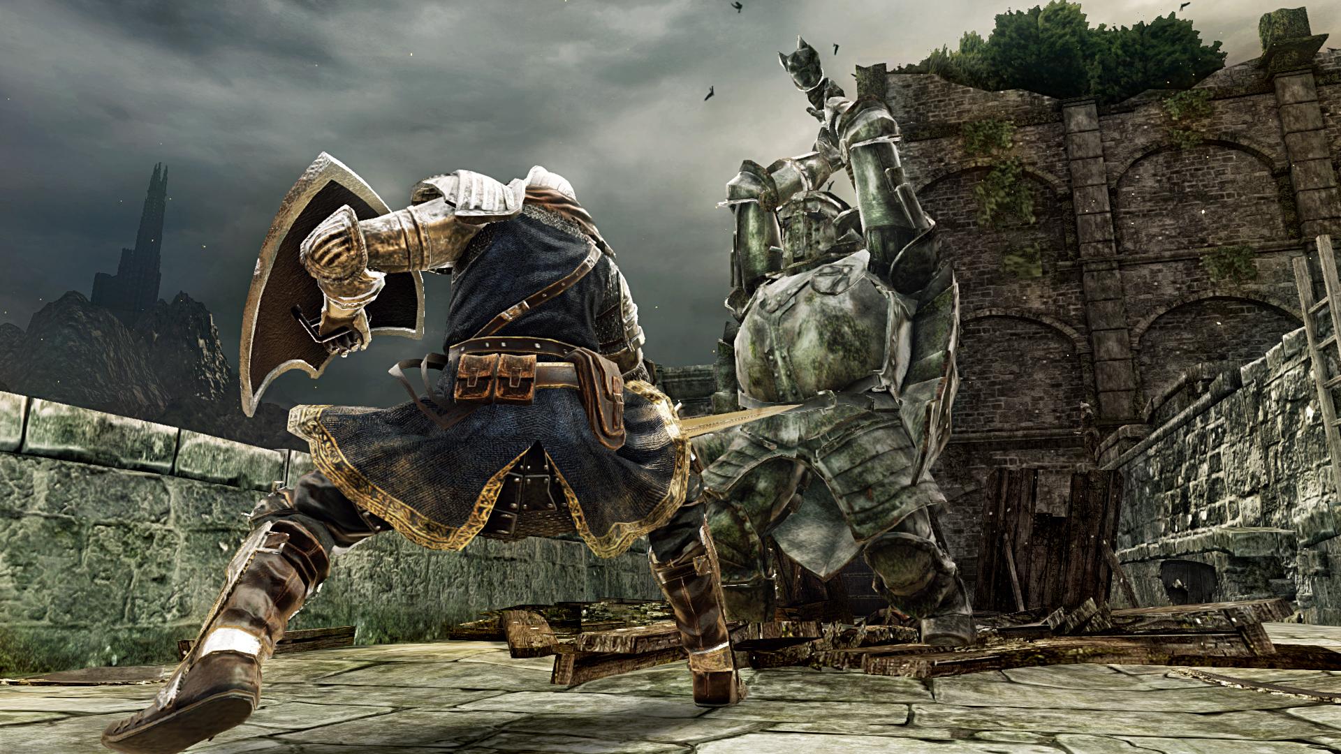 Obrazem: Temné dungeony, kostlivci a monstra z Dark Souls 2: Scholar of the First Sin 107551