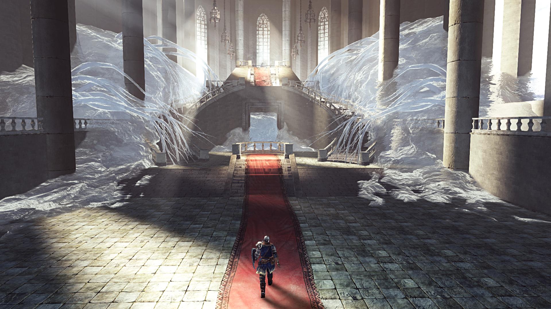 Obrazem: Temné dungeony, kostlivci a monstra z Dark Souls 2: Scholar of the First Sin 107561