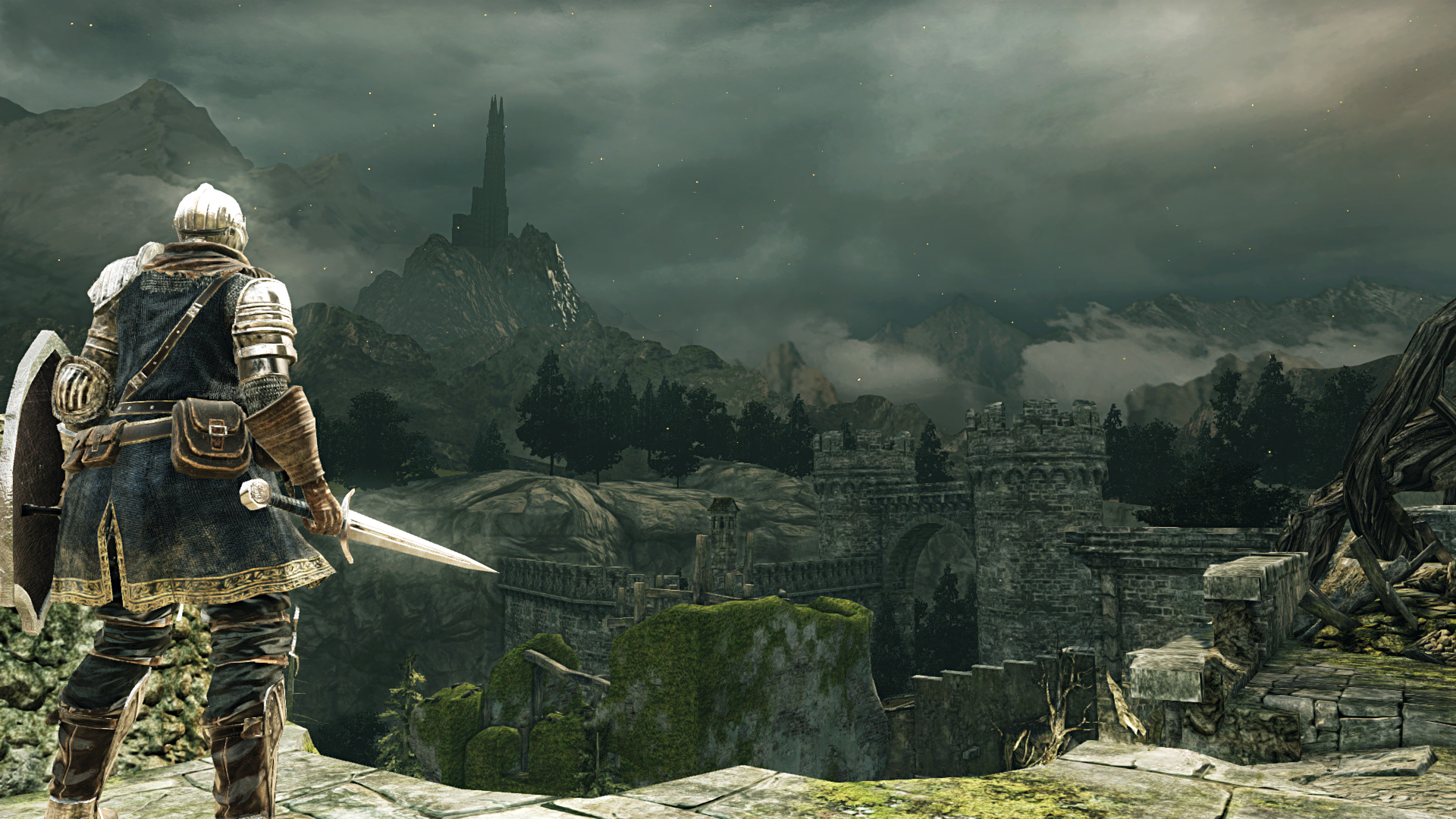 Obrazem: Temné dungeony, kostlivci a monstra z Dark Souls 2: Scholar of the First Sin 107568