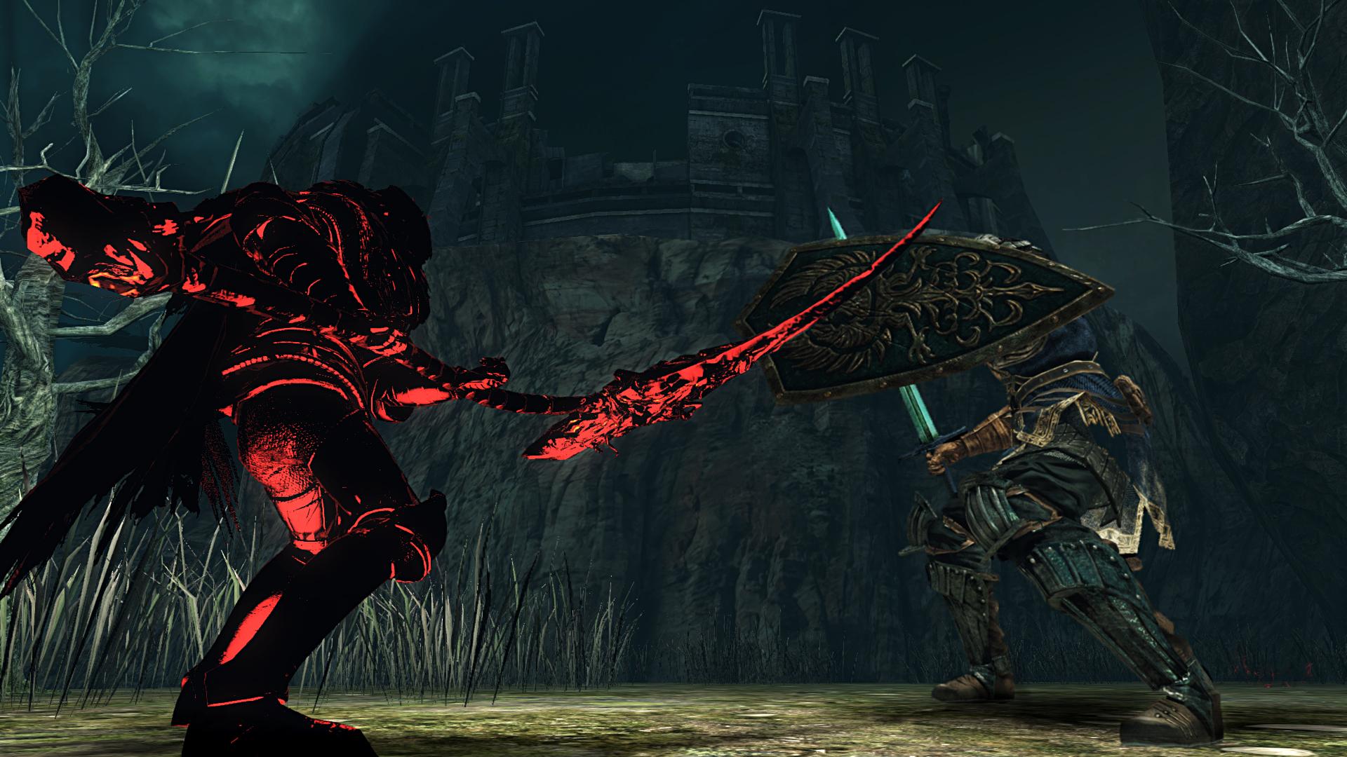 Obrazem: Temné dungeony, kostlivci a monstra z Dark Souls 2: Scholar of the First Sin 107569
