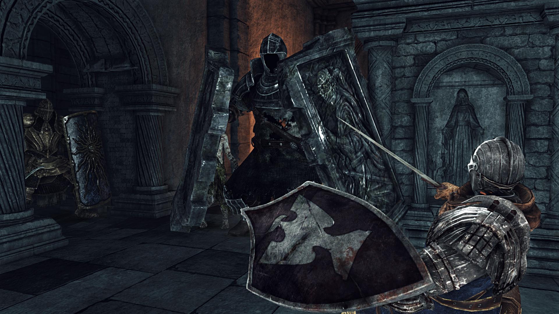 Obrazem: Temné dungeony, kostlivci a monstra z Dark Souls 2: Scholar of the First Sin 107571
