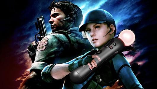 GC: Datum vydání patche Resident Evil Move odhaleno 10766