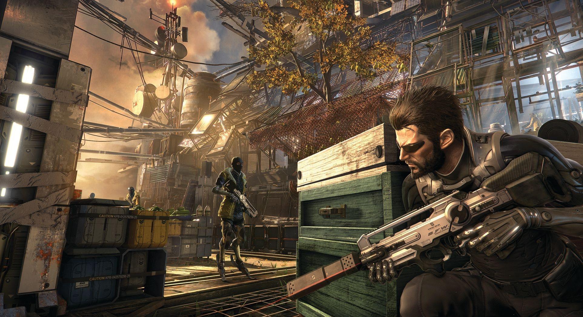 Tak už to máme černé na bílém - Deus Ex: Mankind Divided konečně oznámen 107705