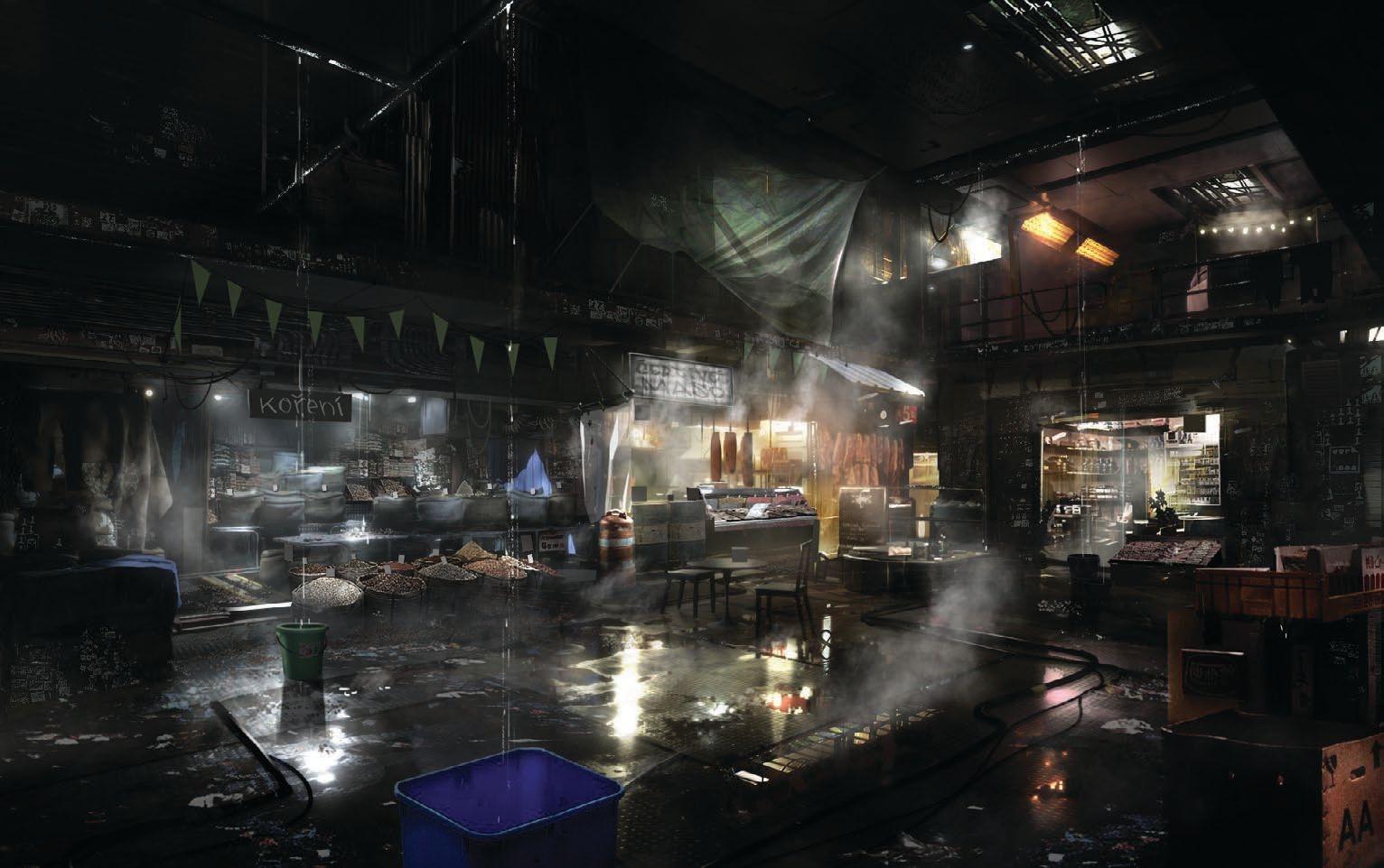 Tak už to máme černé na bílém - Deus Ex: Mankind Divided konečně oznámen 107707