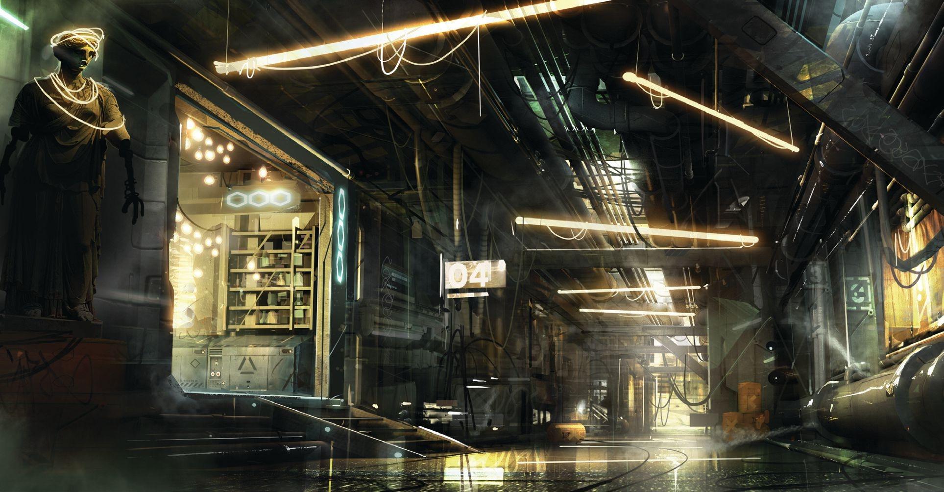 Tak už to máme černé na bílém - Deus Ex: Mankind Divided konečně oznámen 107708